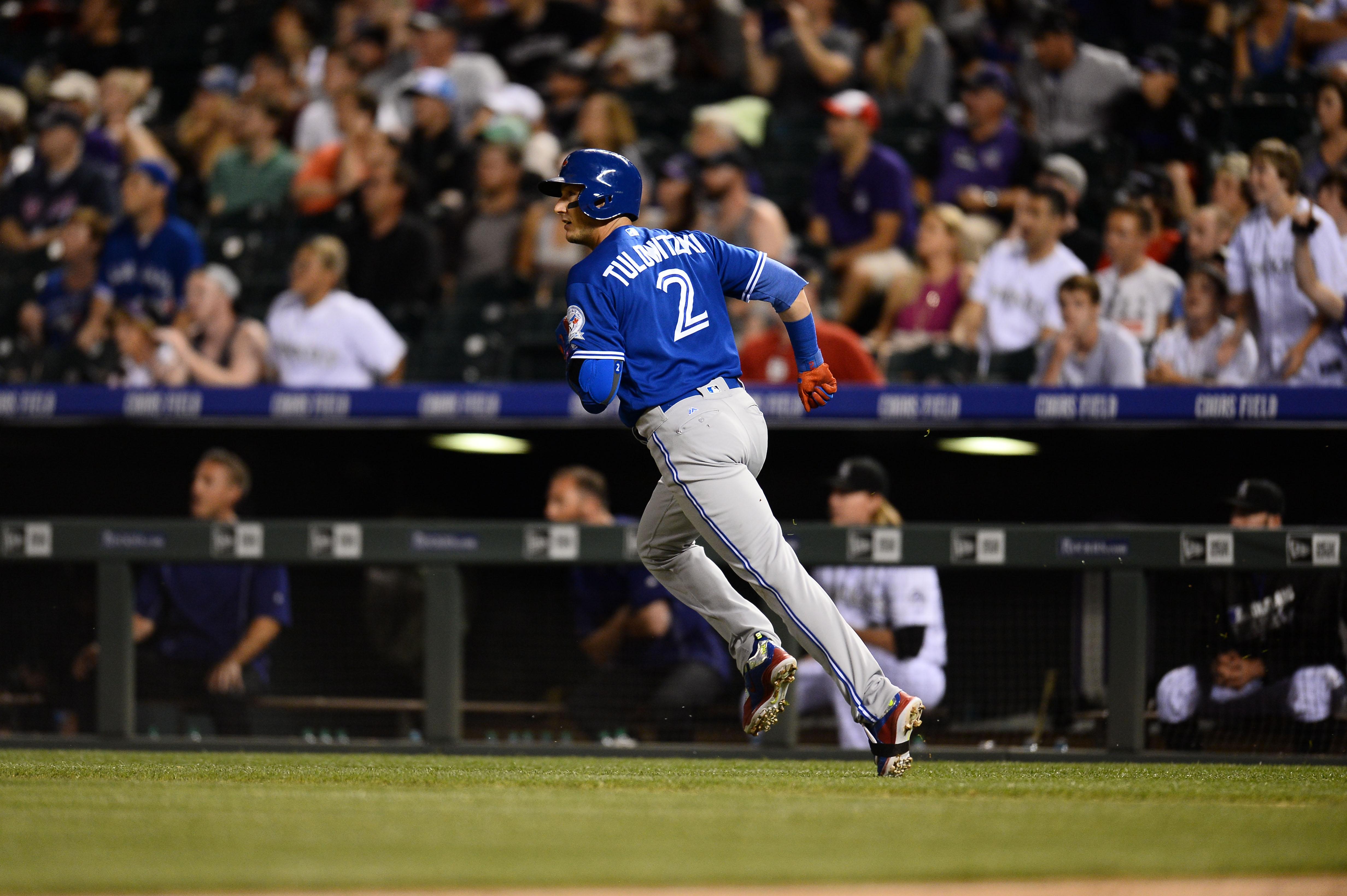 MLB: Toronto Blue Jays at Colorado Rockies