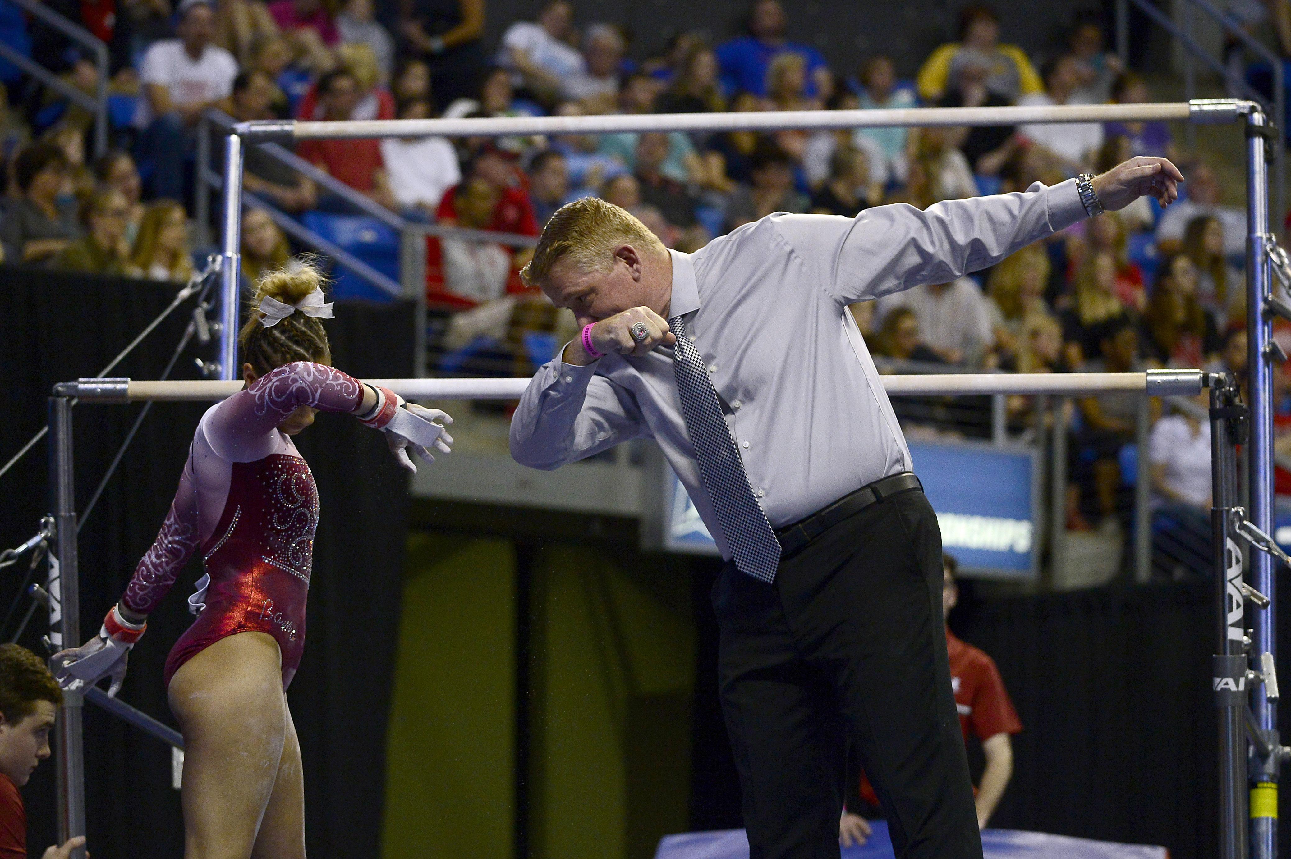 "<p zoompage-fontsize=""15"">NCAA Gymnastics: Women's Gymnastics Championships"