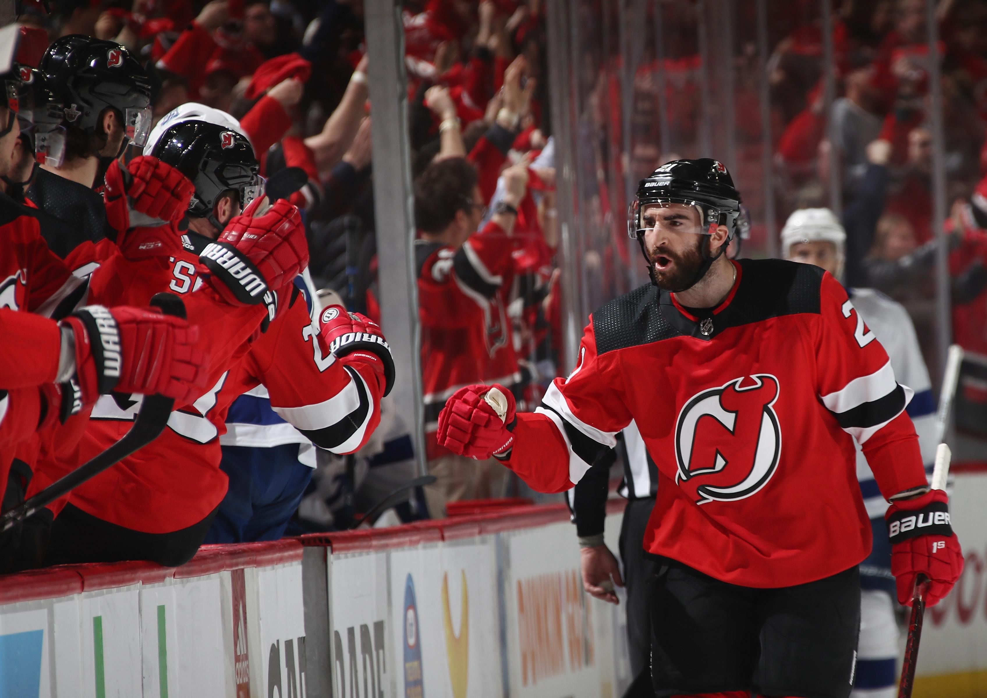 Tampa Bay Lightning v New Jersey Devils - Game Four