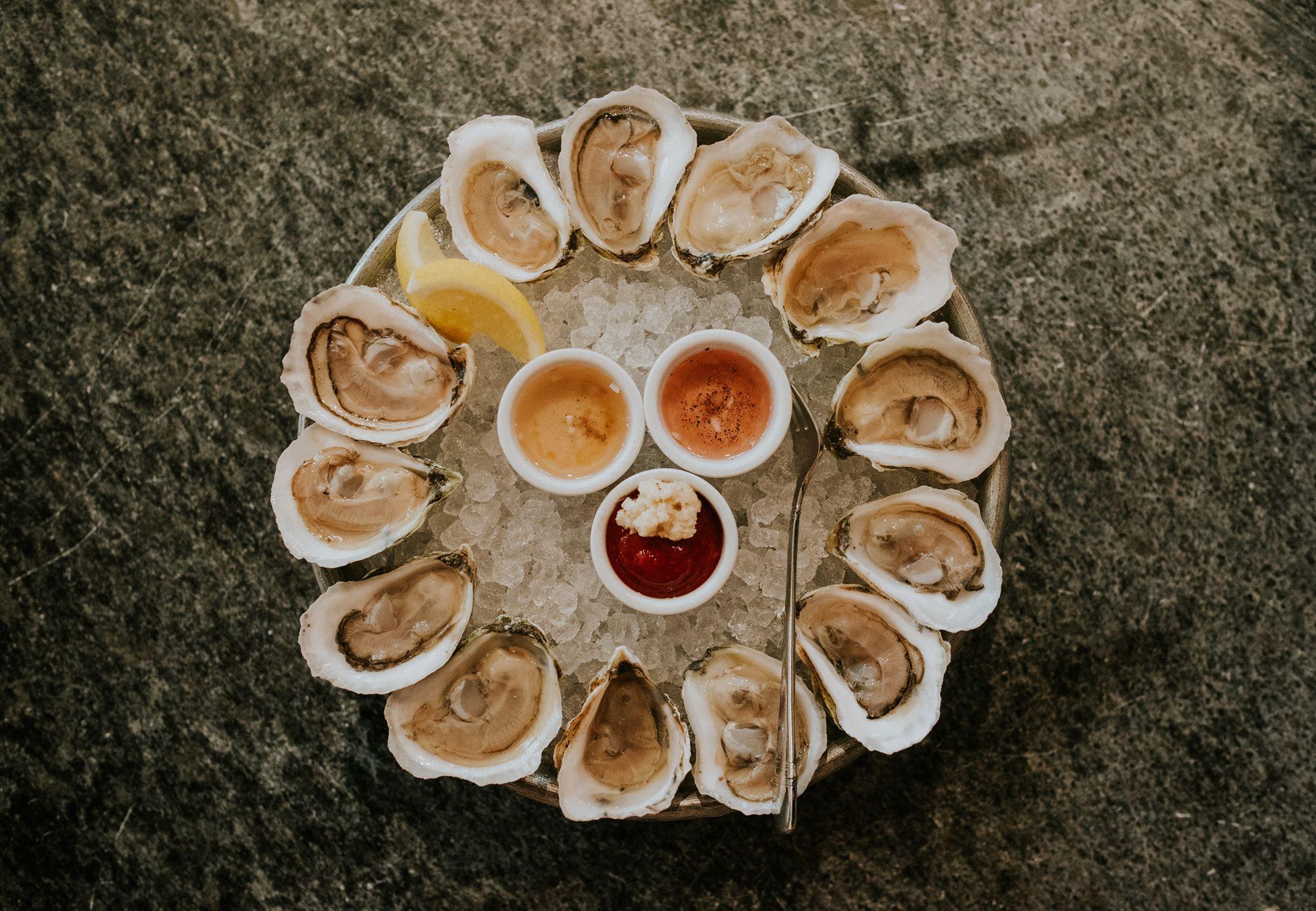 The Oyster Bar at Les Sablons
