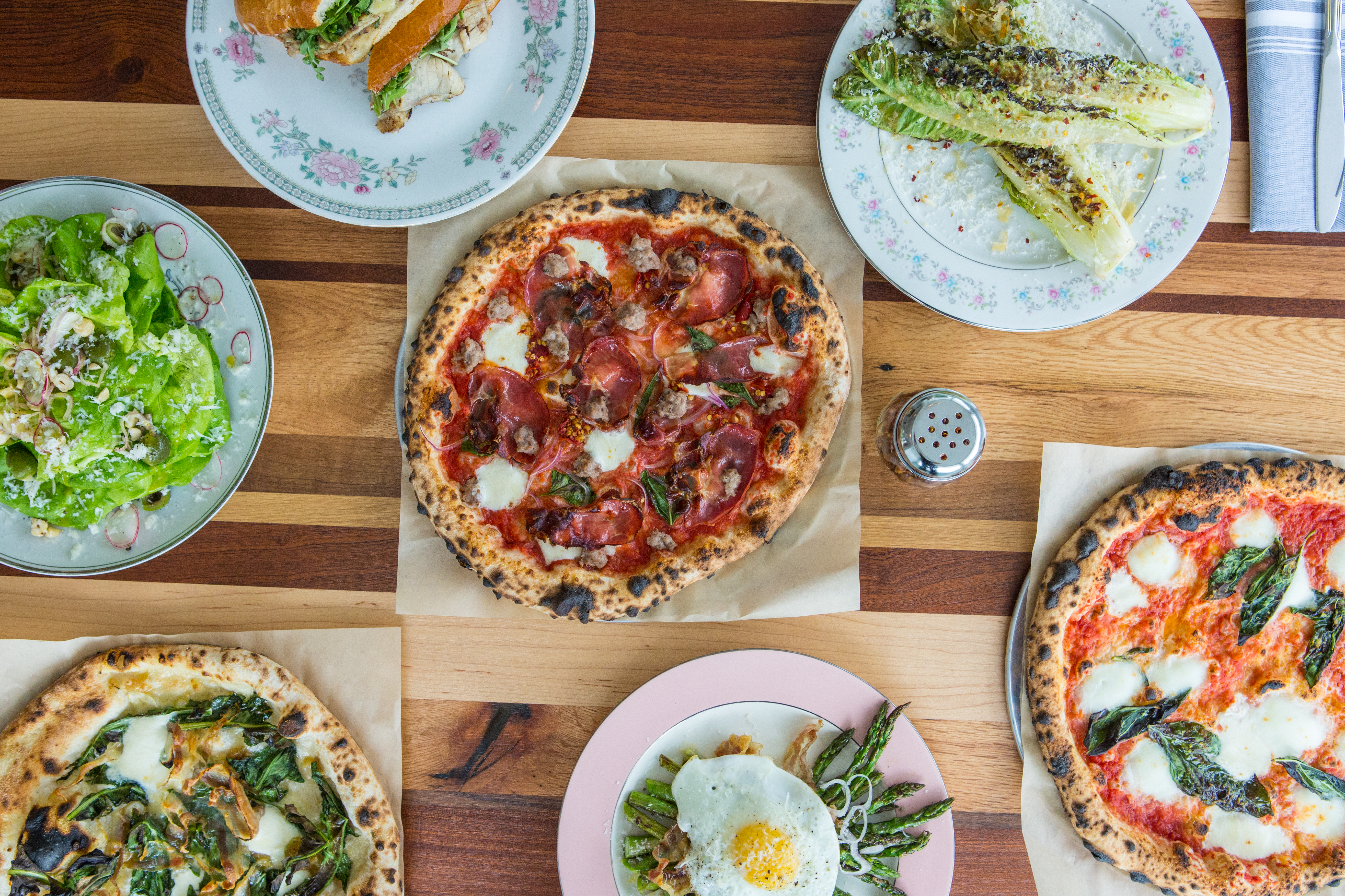 Pizza from 40 North
