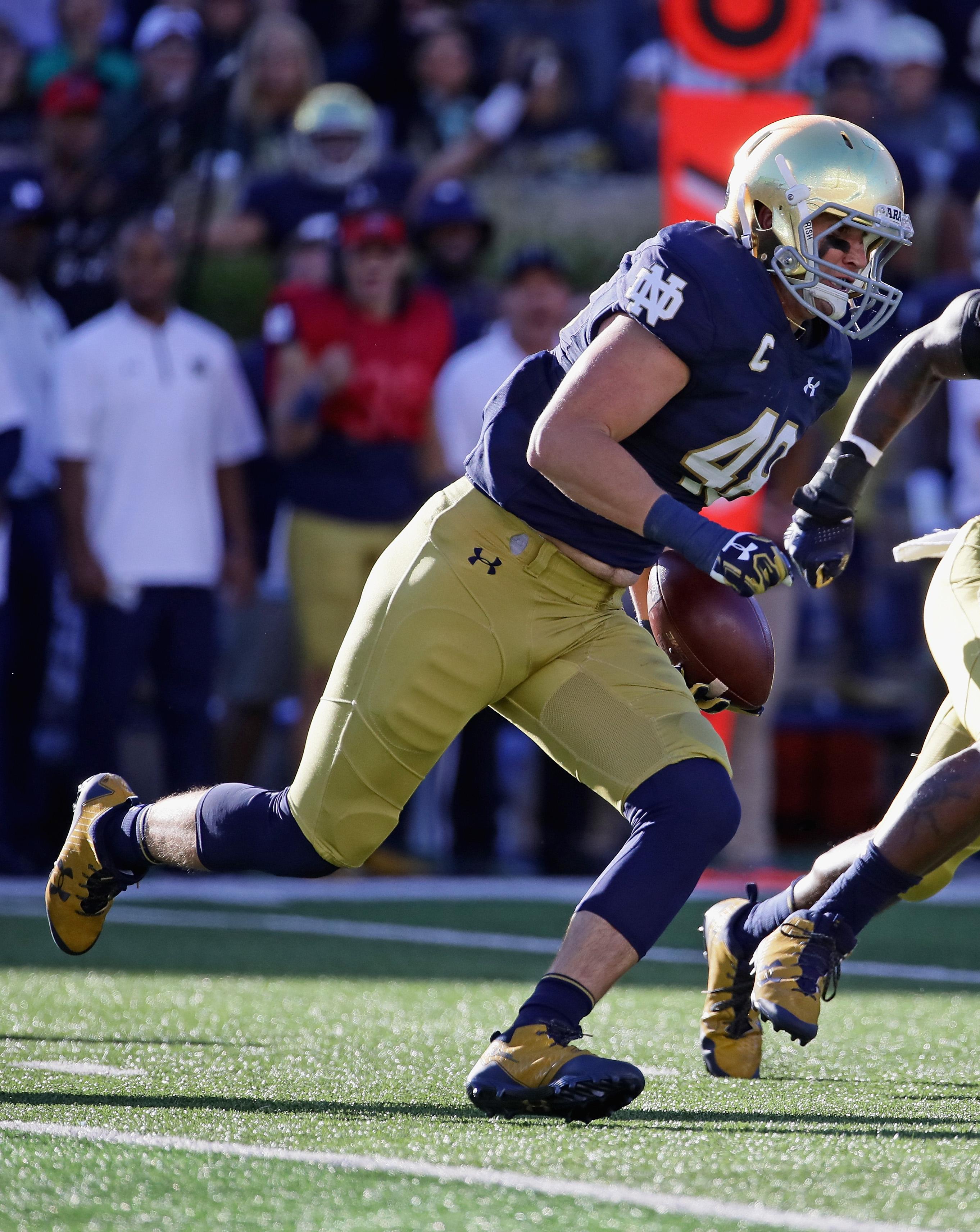 Miami of Ohio v Notre Dame