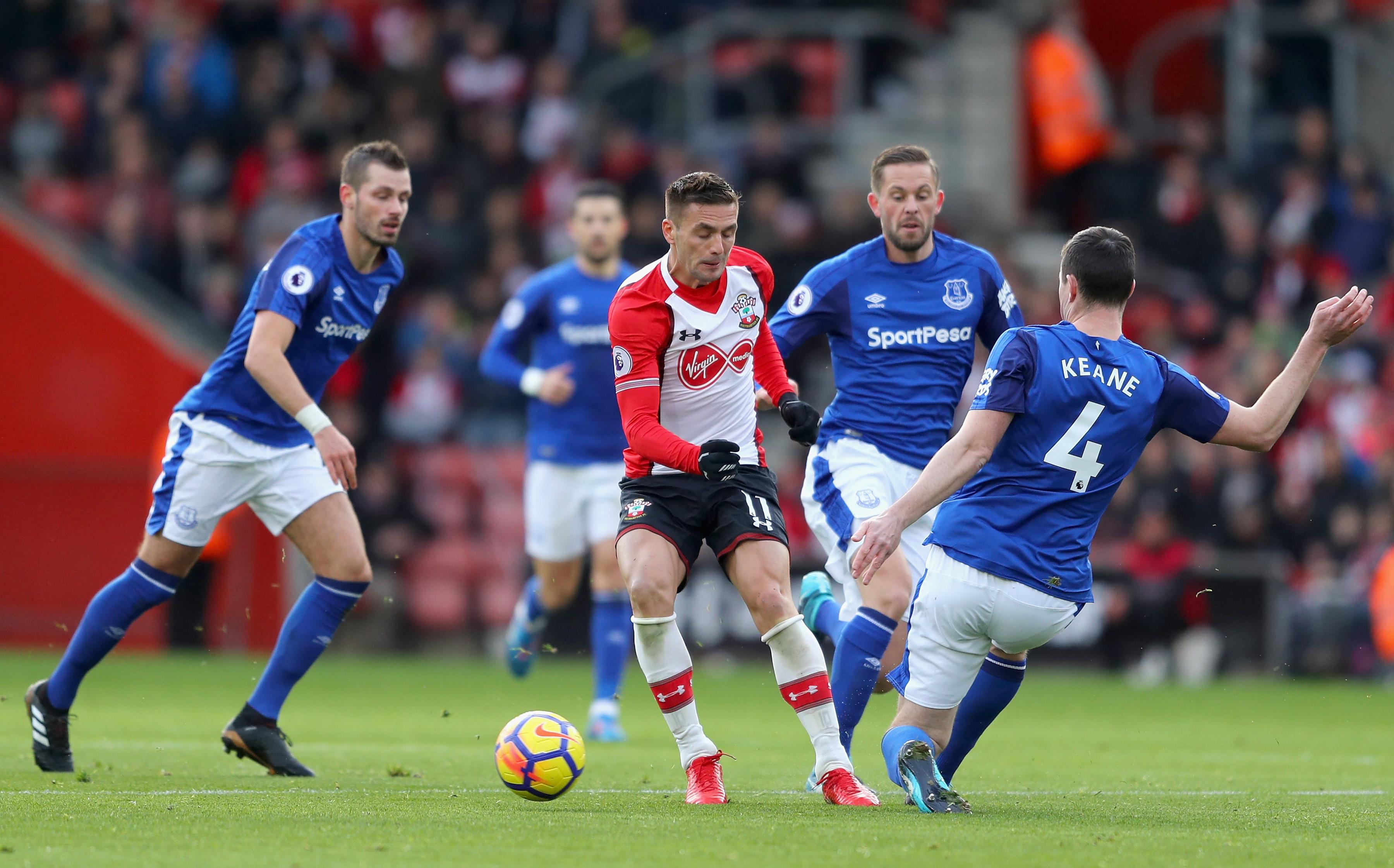 Southampton v Everton - Premier League