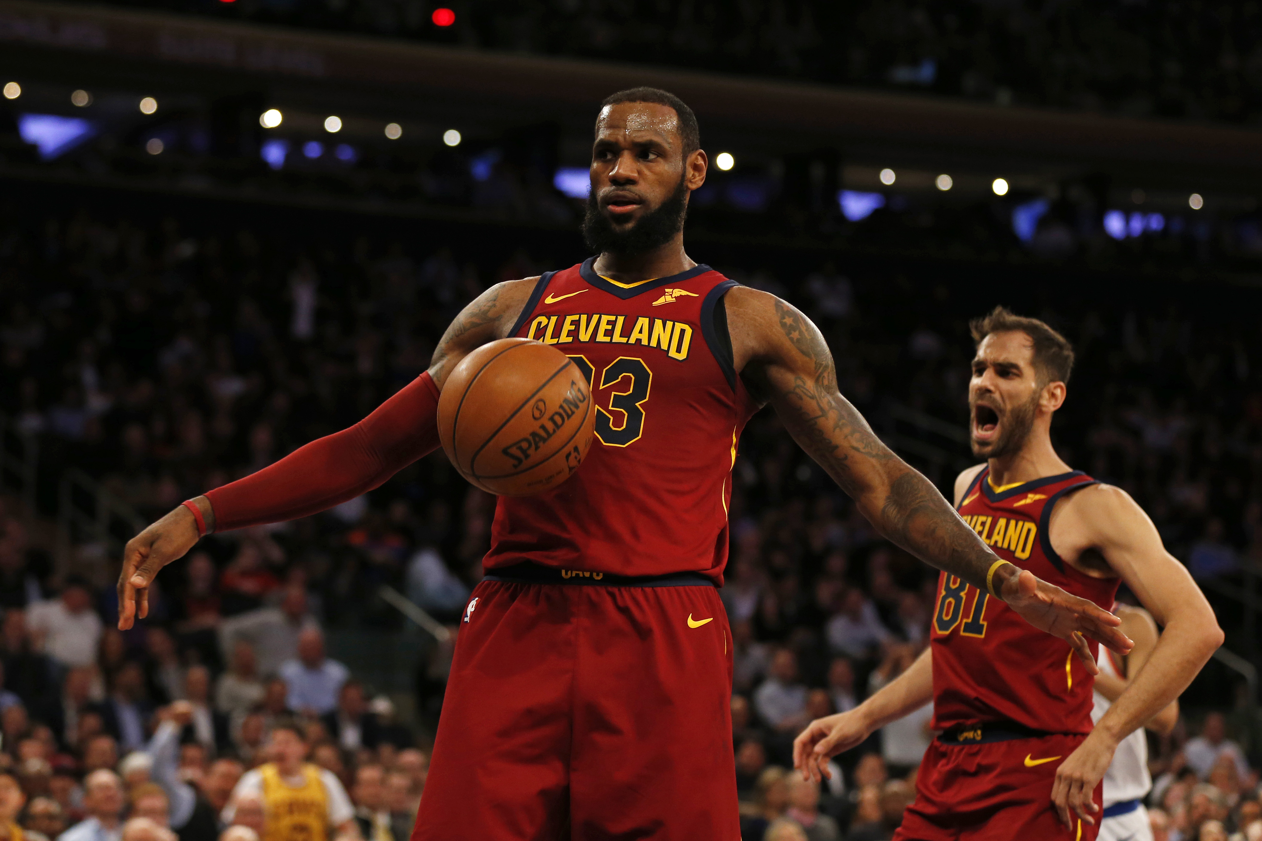 5 NBA franchises LeBron James repeatedly ruins in the playoffs, ranked