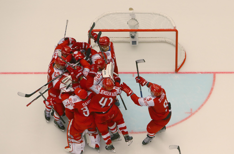 Germany v Denmark - 2018 IIHF Ice Hockey World Championship