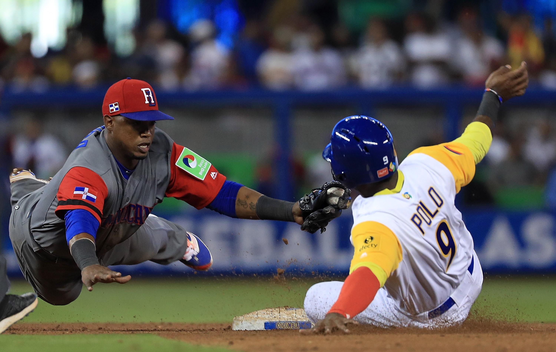 World Baseball Classic - Pool C - Game 5 - Dominican Republic v Columbia