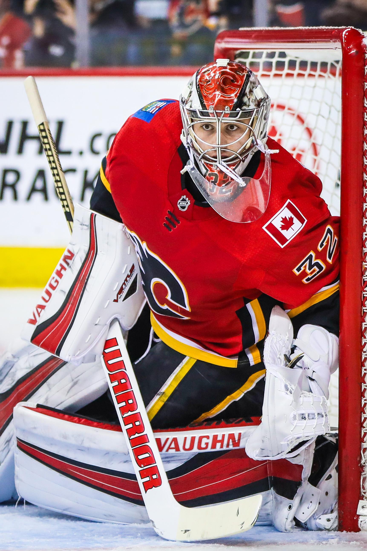 NHL: Arizona Coyotes at Calgary Flames