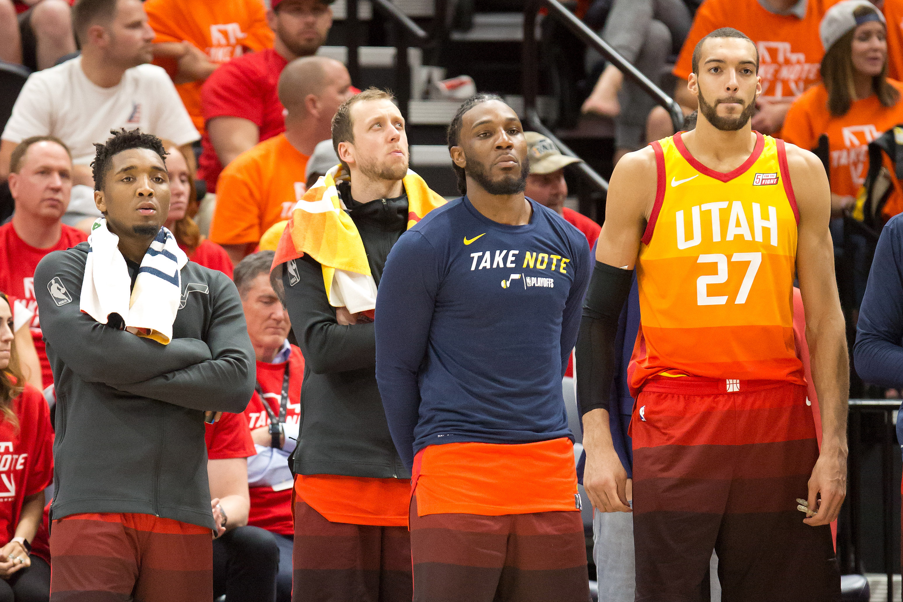 18db1c5370d Utah Jazz get blown out by the Houston Rockets