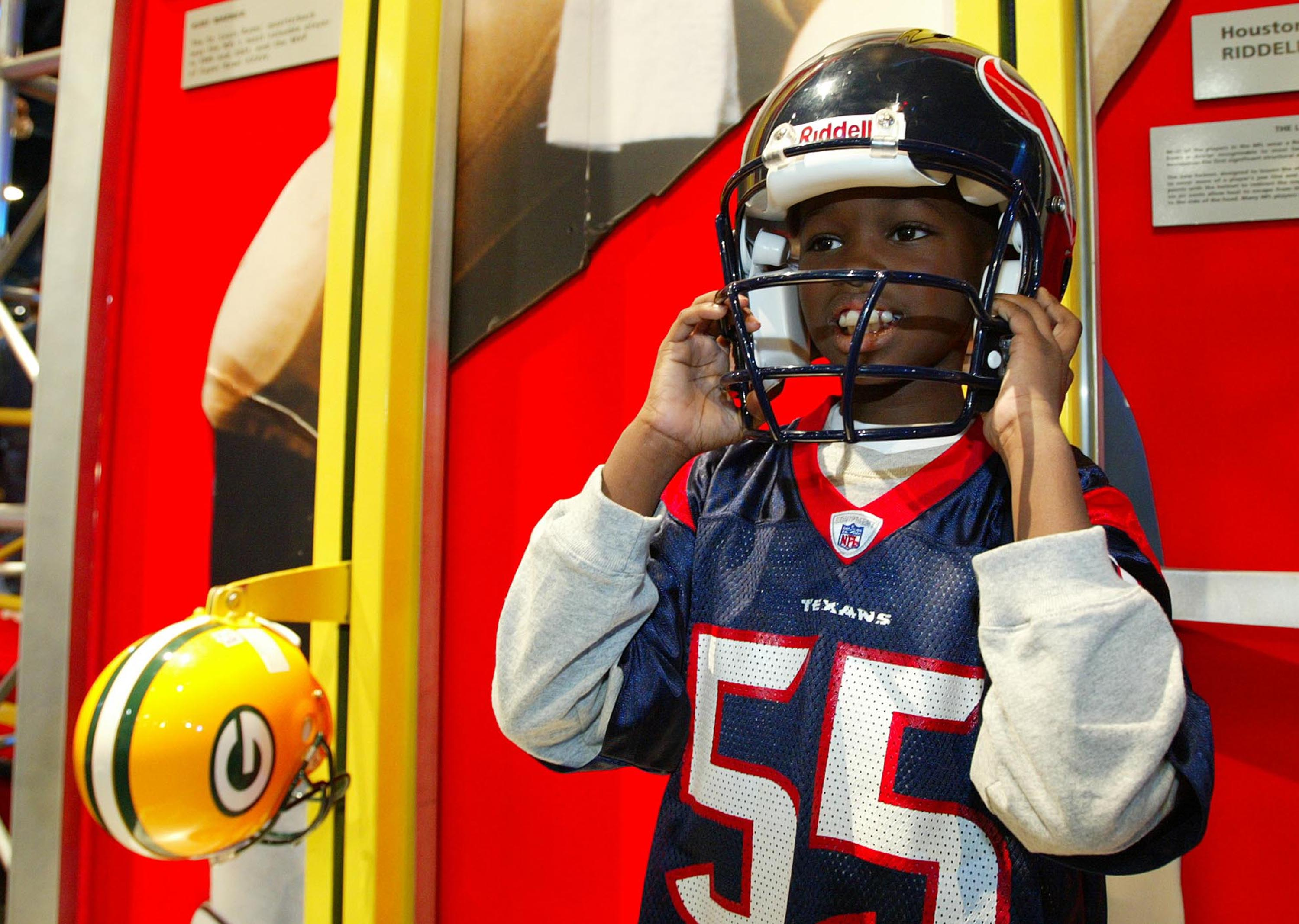 NFL Experience at Super Bowl