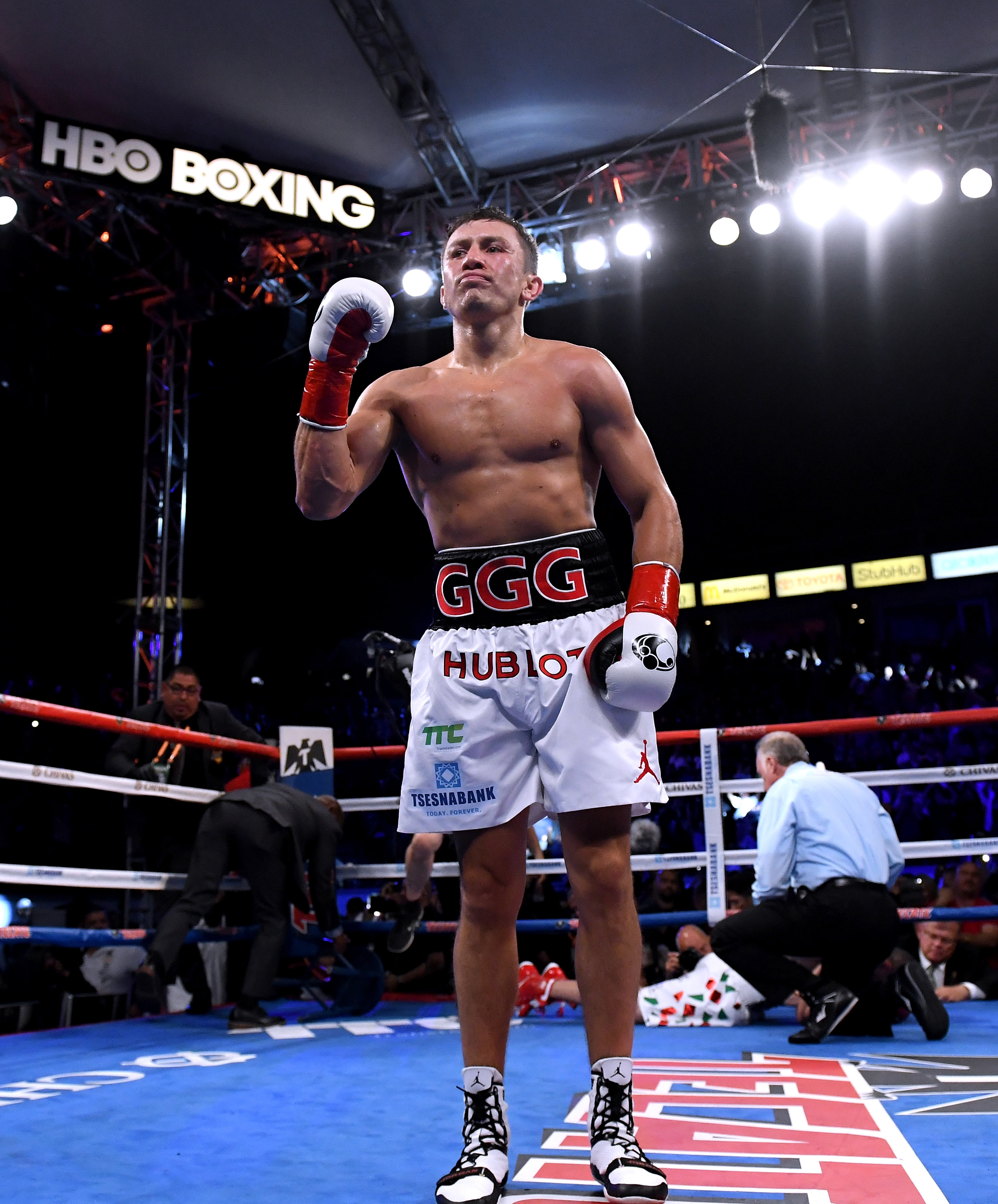 Gennady Golvokin To Sign A $45 Million Contract With DAZN