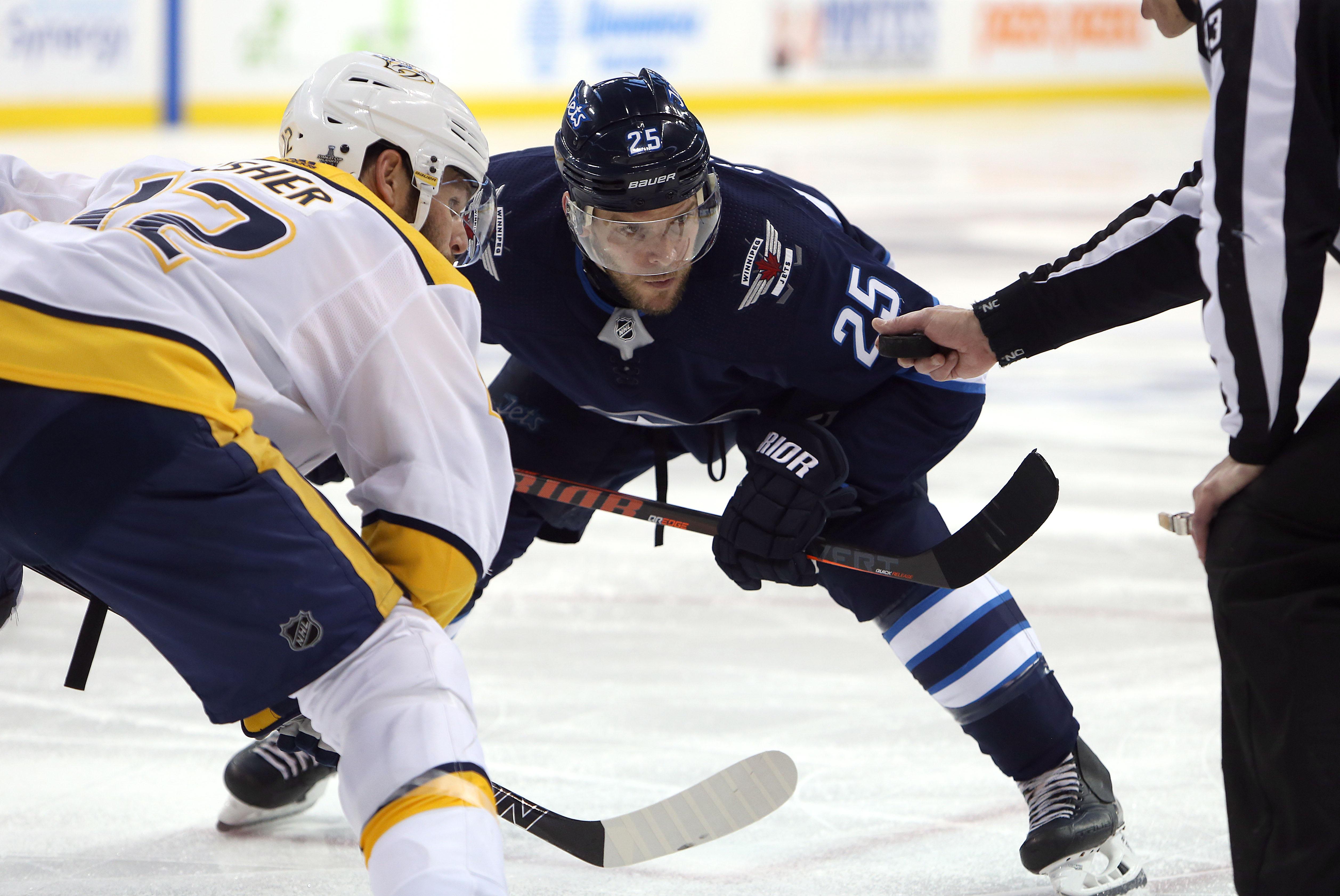 Nashville Predators v Winnipeg Jets - Game Four