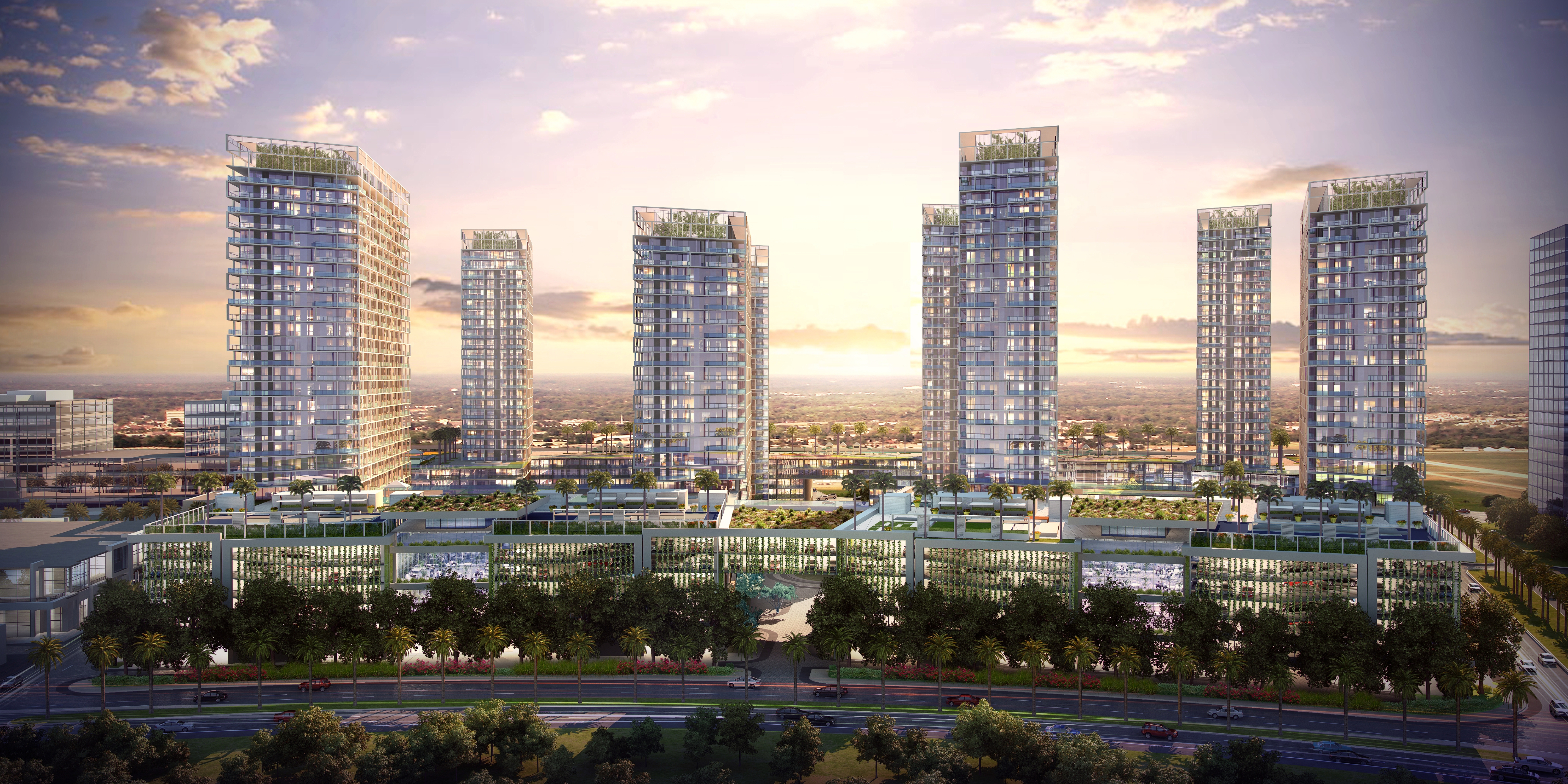 Metropica A 15b Mixed Use Project Aims To Transform Sunrises