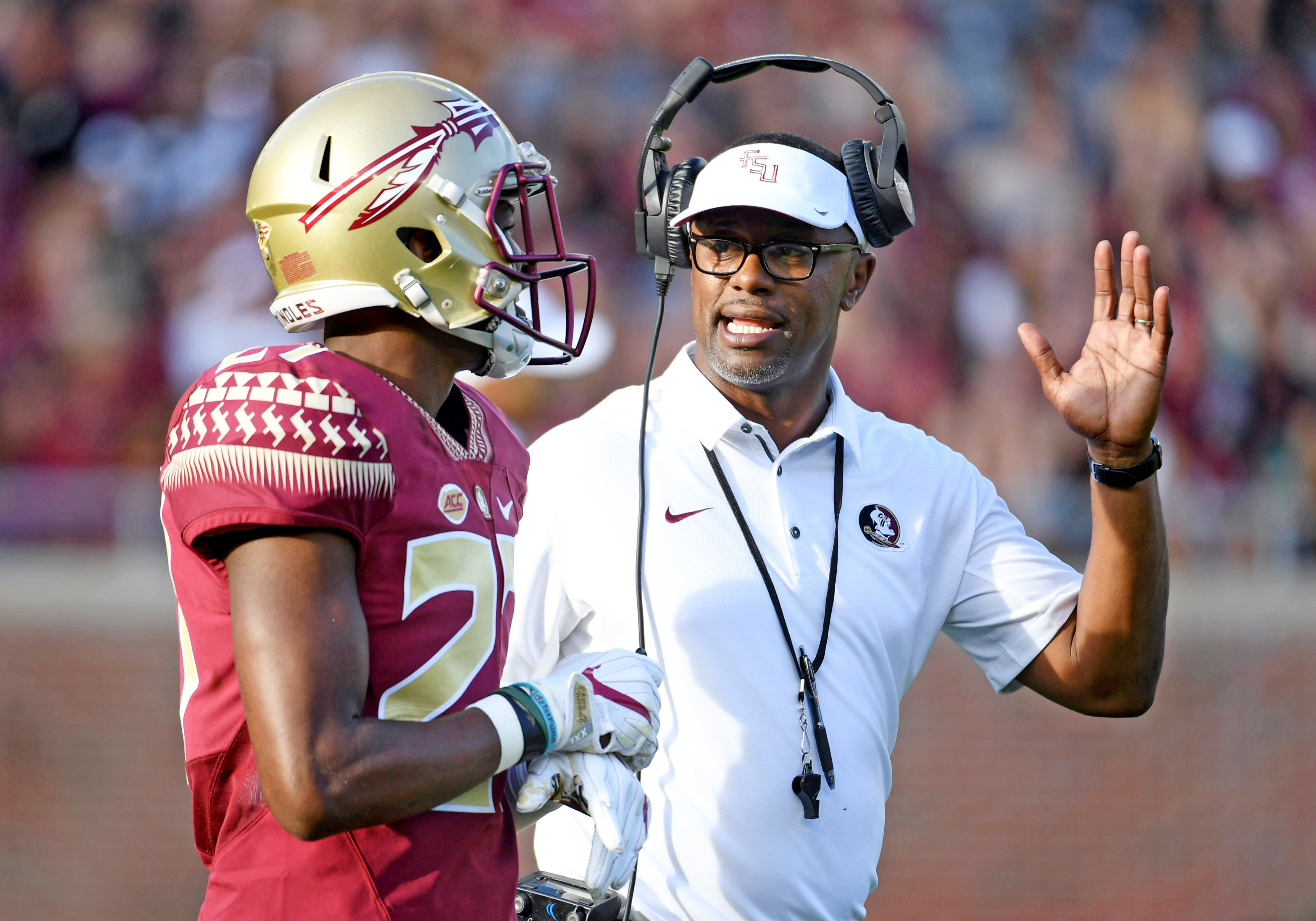 45082083ca7e Can Willie Taggart match Jimbo Fisher's recruiting success at Florida State?