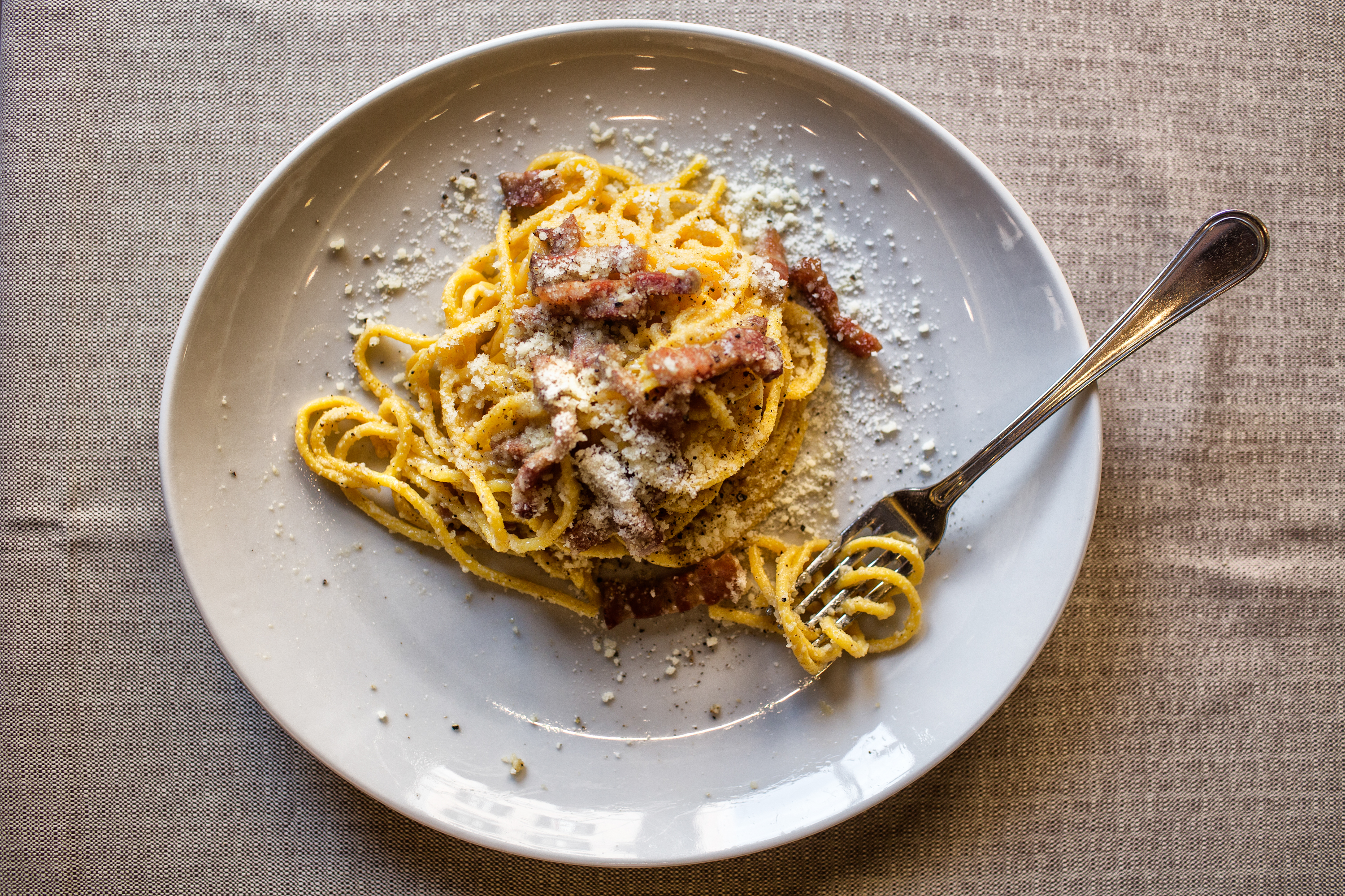 A Pasta Lover's Guide to Rome