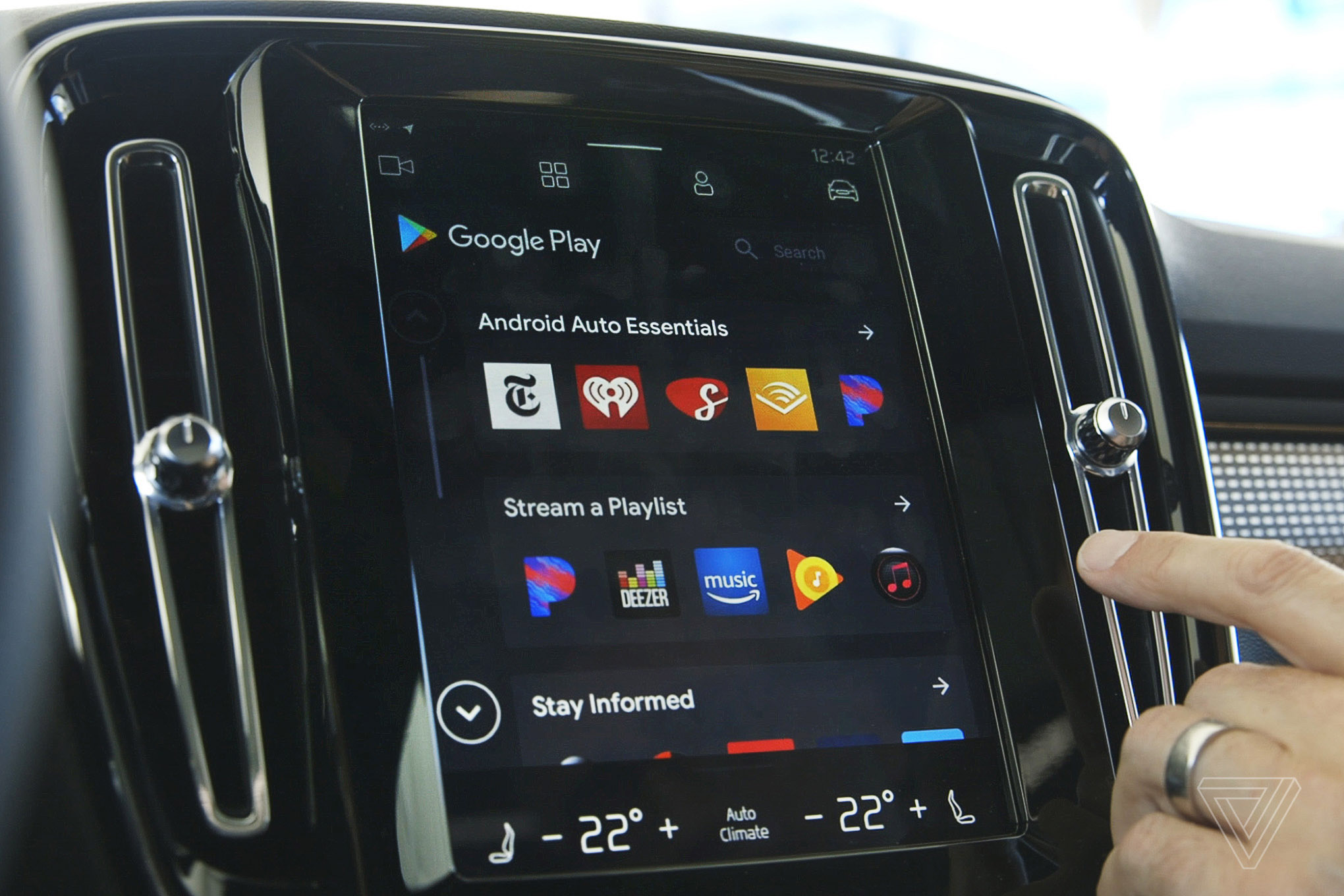 Volvo's native Google integration is the next level for Android Auto