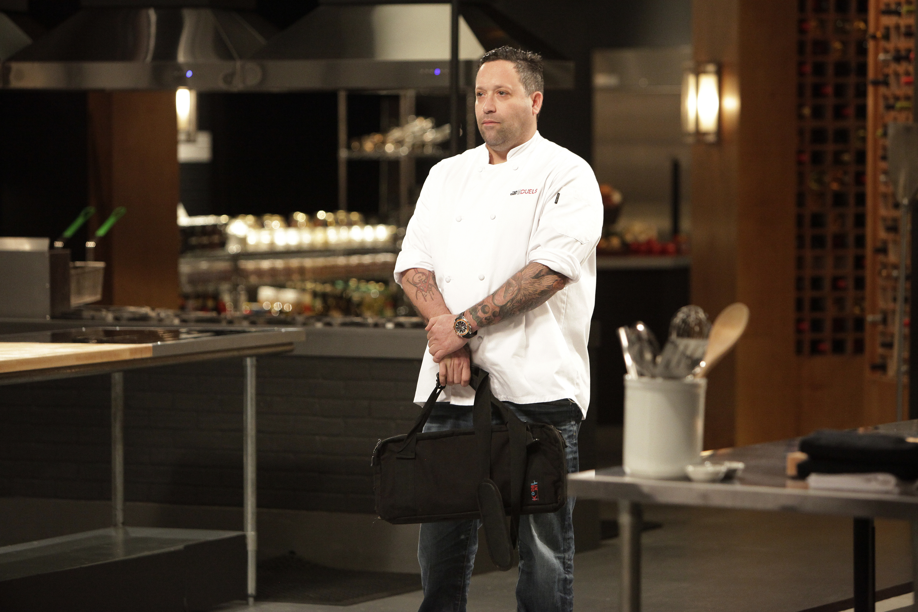 Mike Isabella on Top Chef