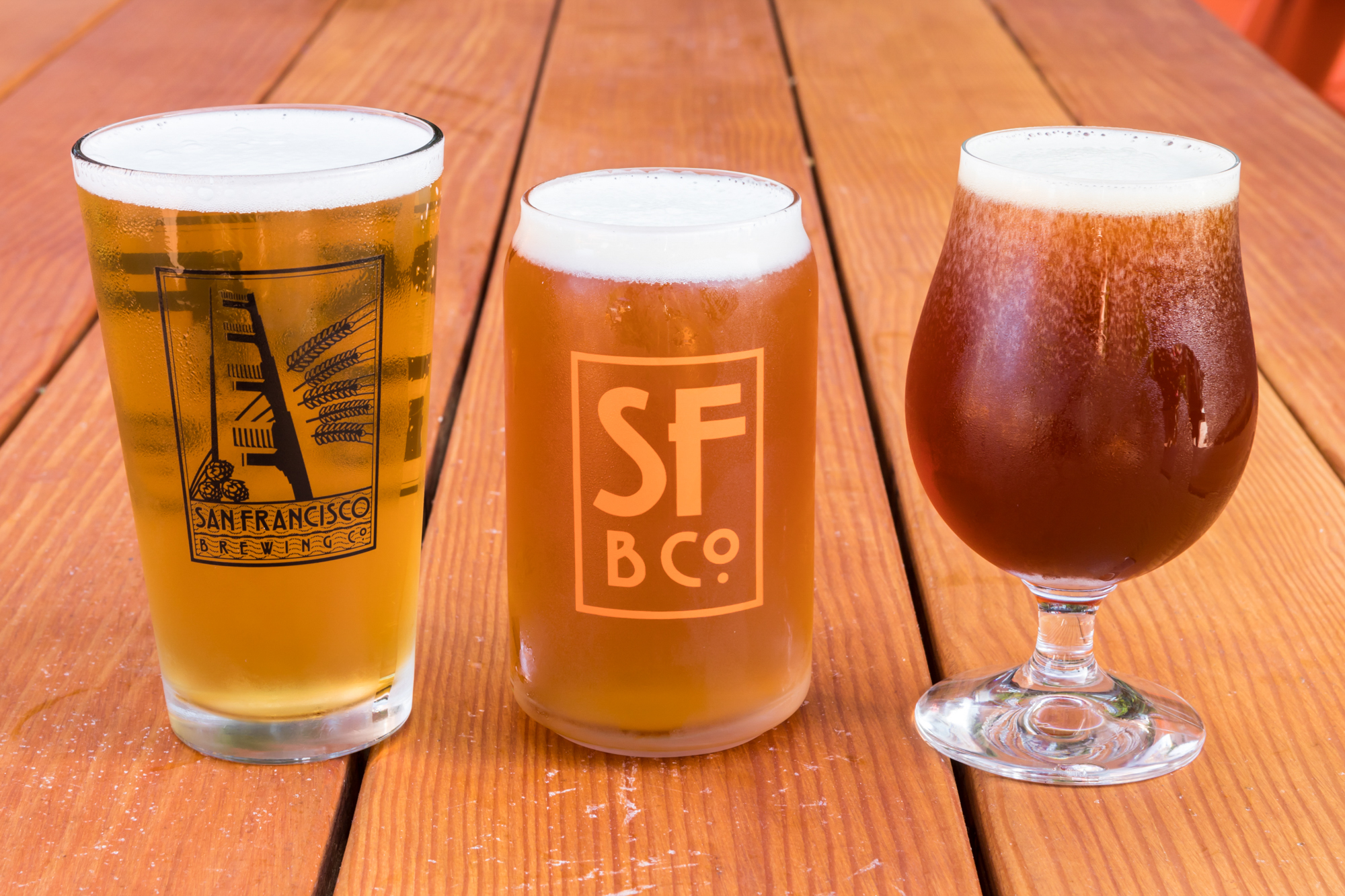 Inside San Francisco Brewing Co.'s Colossal Ghirardelli Square Brewery and Restaurant