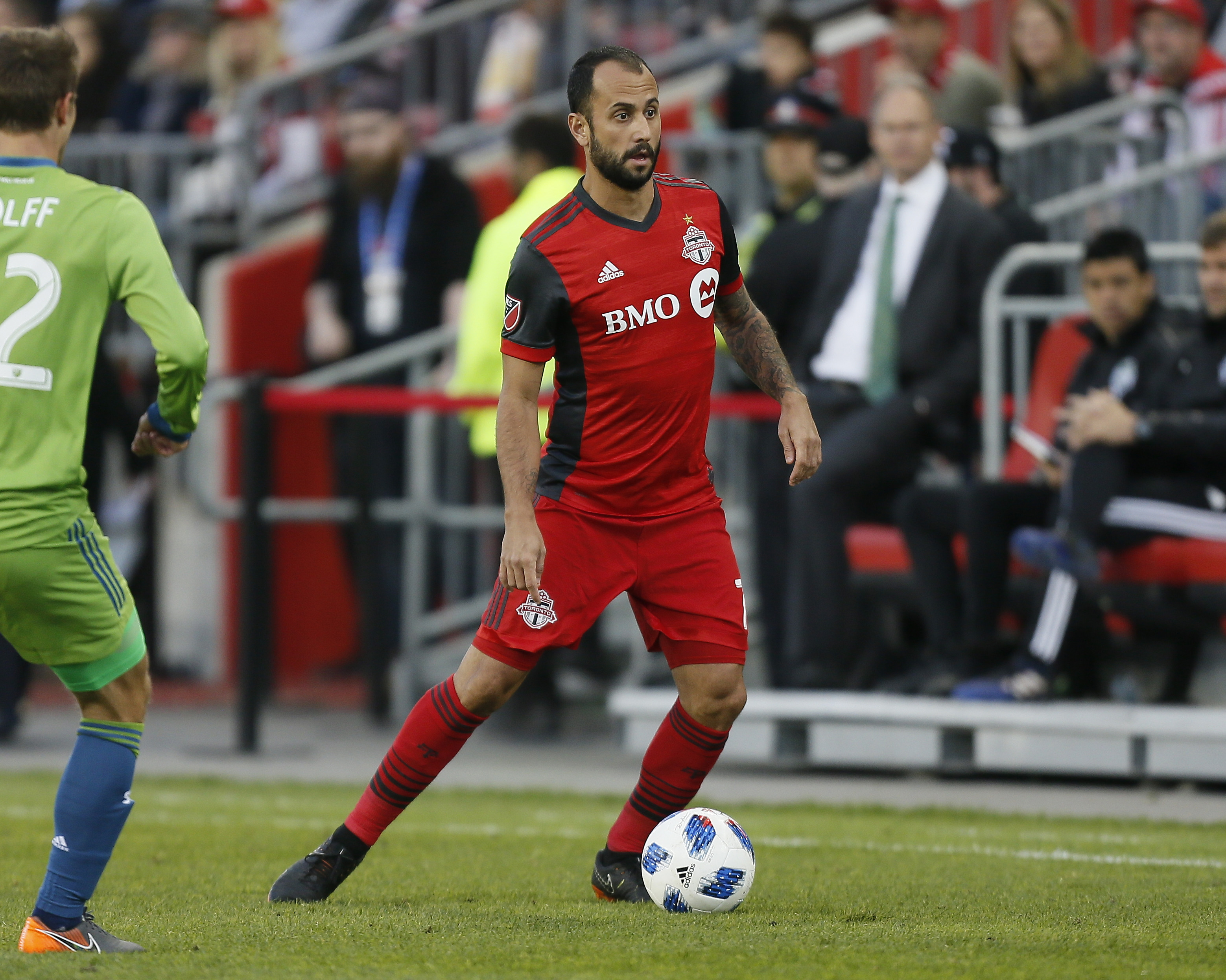 MLS: Seattle Sounders at Toronto FC