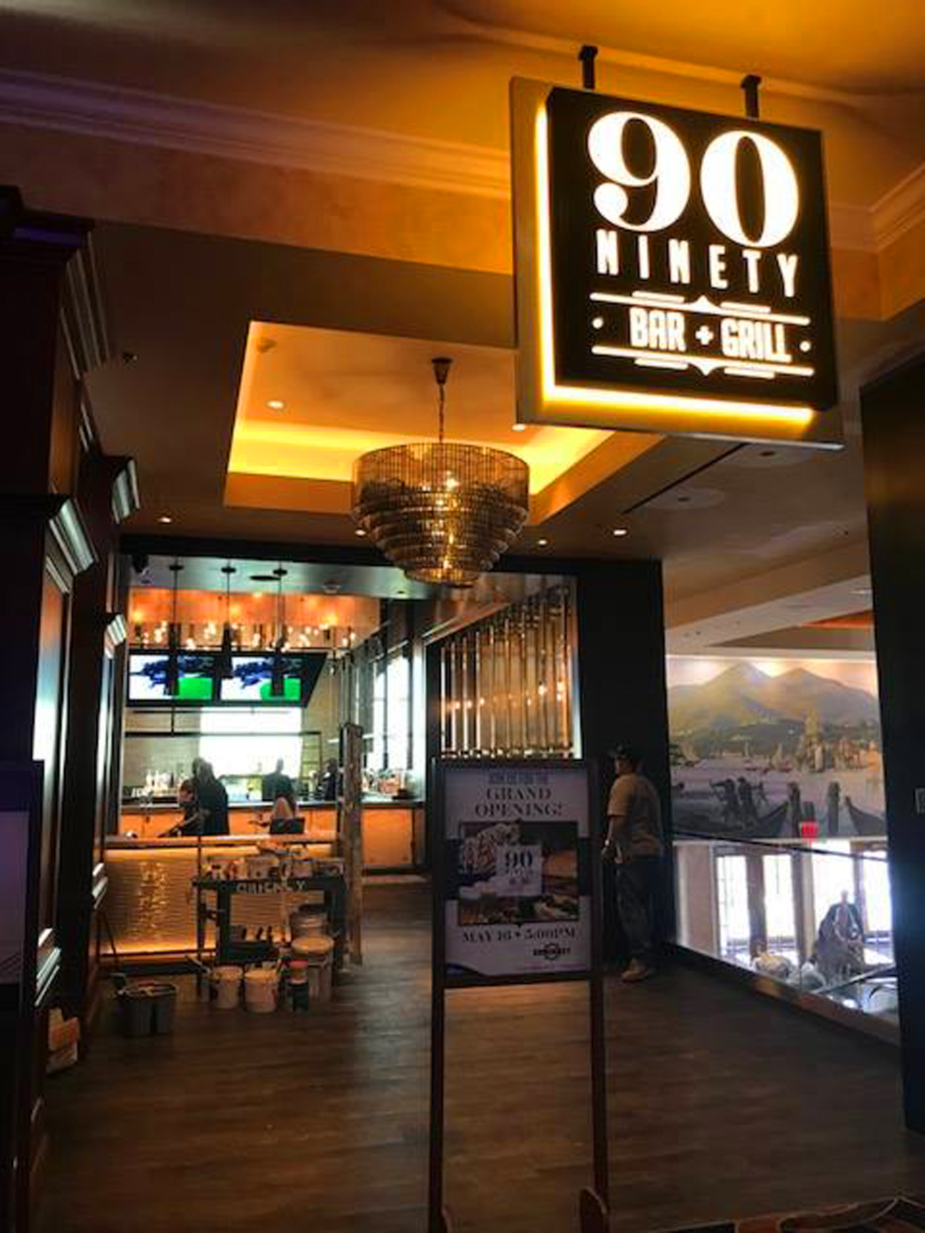 90 Ninety Bar & Grill