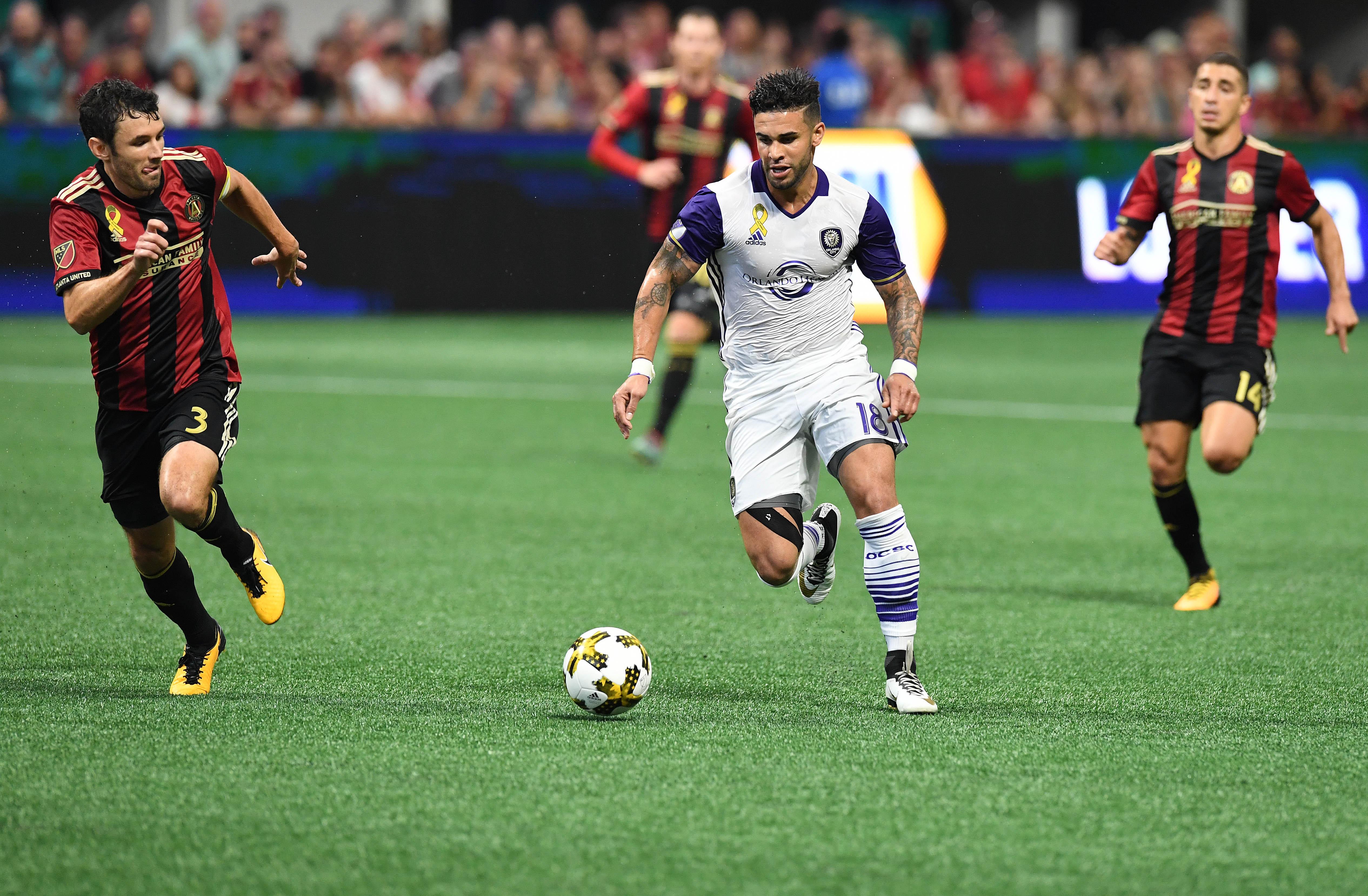 MLS: Orlando City SC at Atlanta United FC