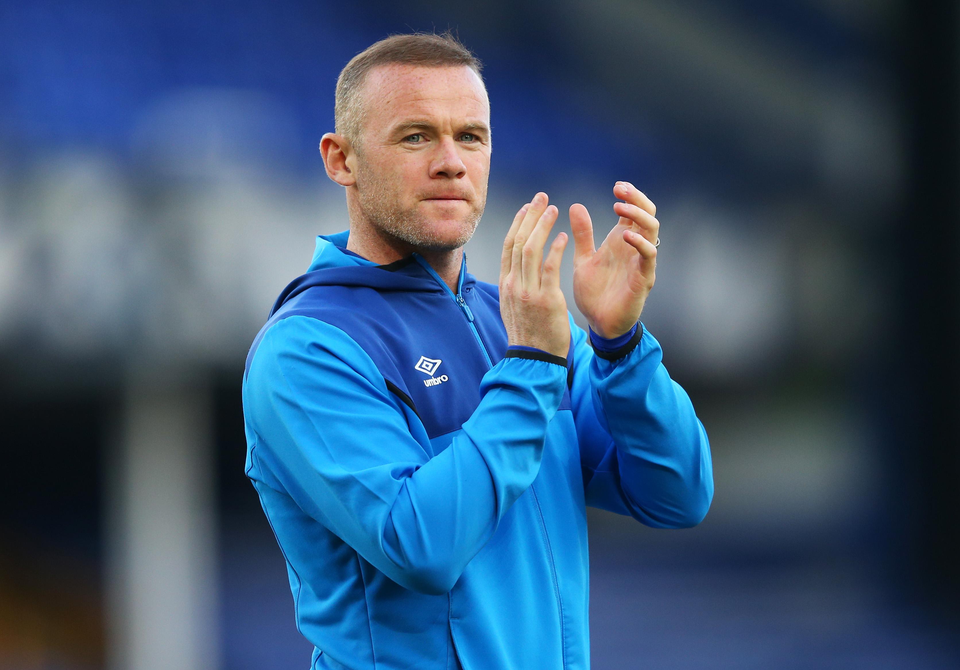 Wayne Rooney - Everton - Premier League