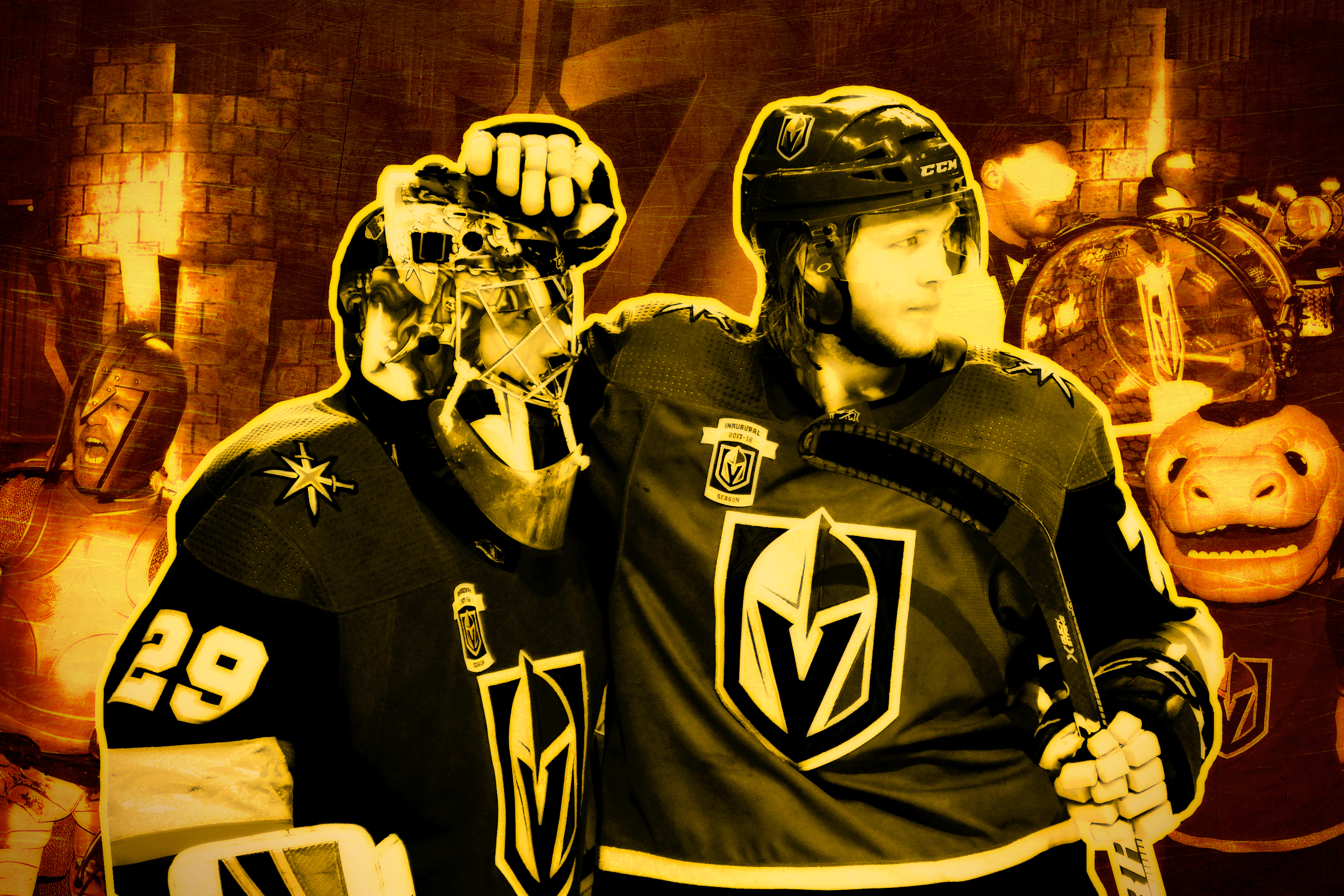 27d965411 The Vegas Golden Knights  Stanley Cup Stunner - The Ringer