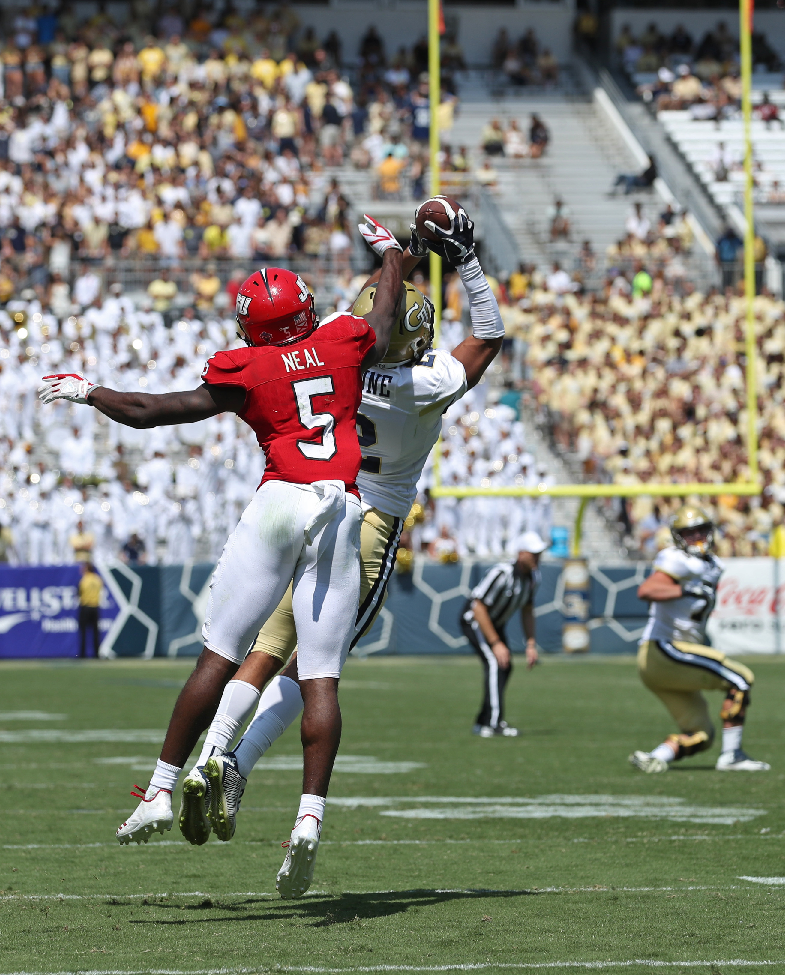 NCAA Football: Jacksonville State at Georgia Tech