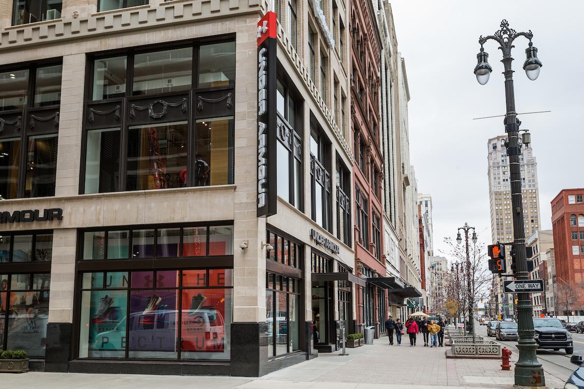 Kresge survey highlights Detroitu0027s need for retail