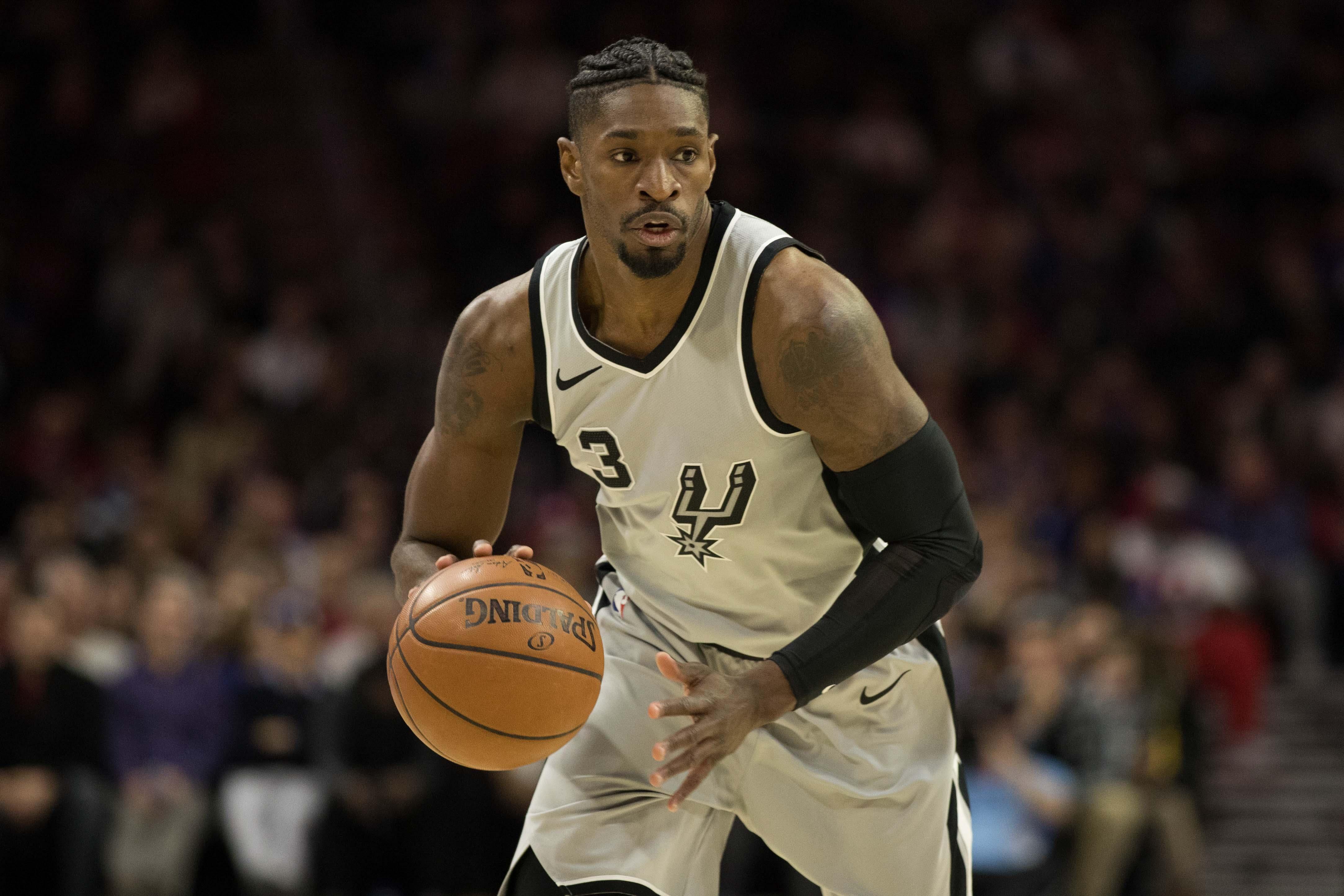 NBA: San Antonio Spurs at Philadelphia 76ers