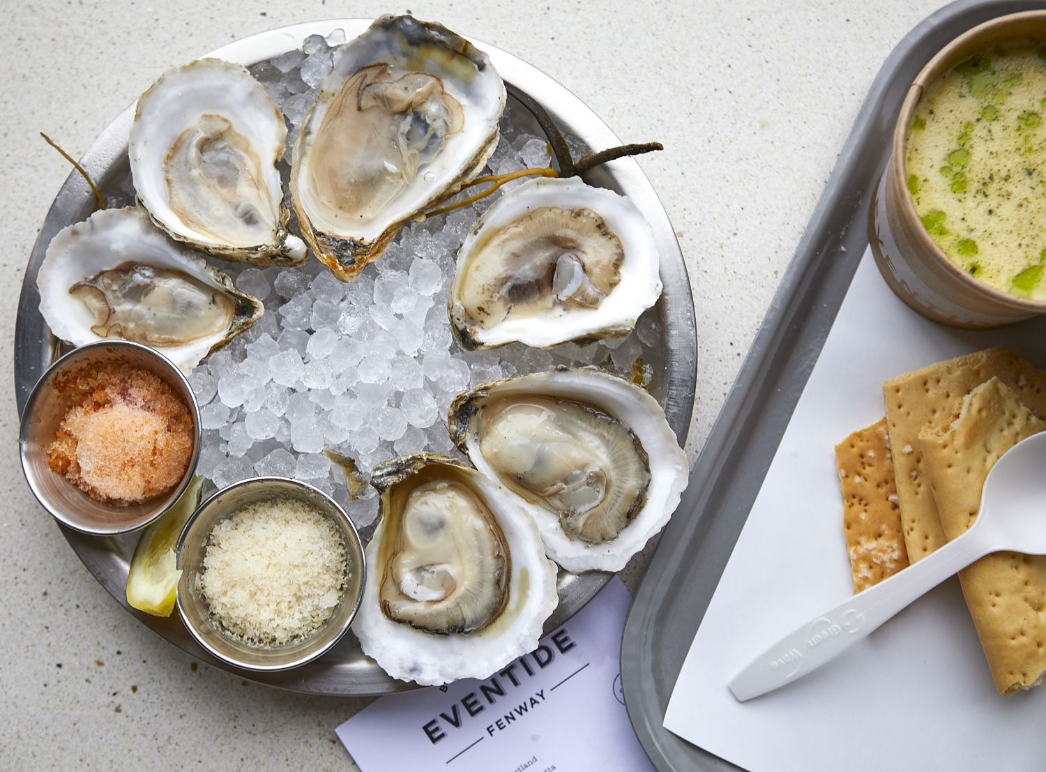 Take Your Mother Out for Some Oysters This Weekend