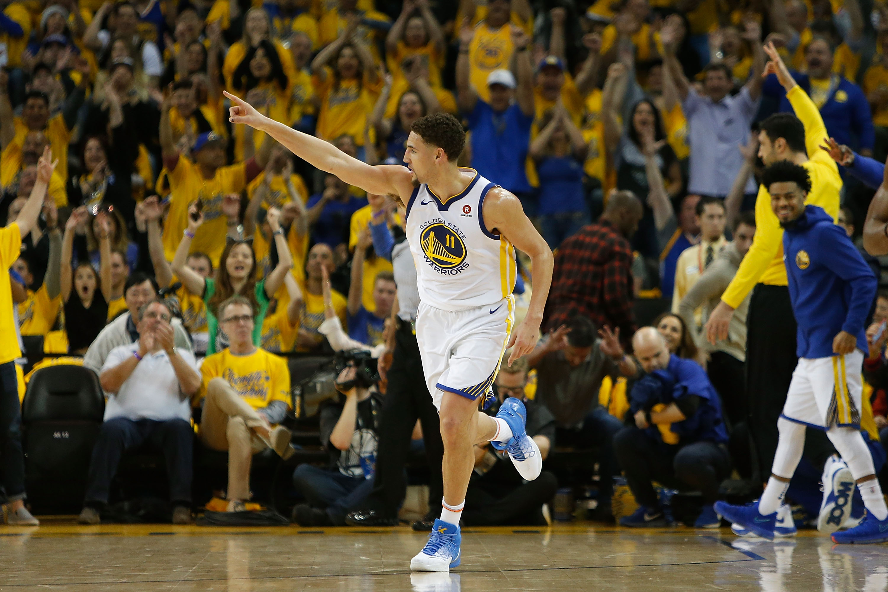 fdac80149f0b What rumors of Klay Thompson s contract extension means for the Warriors - Golden  State Of Mind