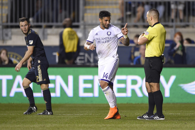 MLS: Orlando City SC at Philadelphia Union