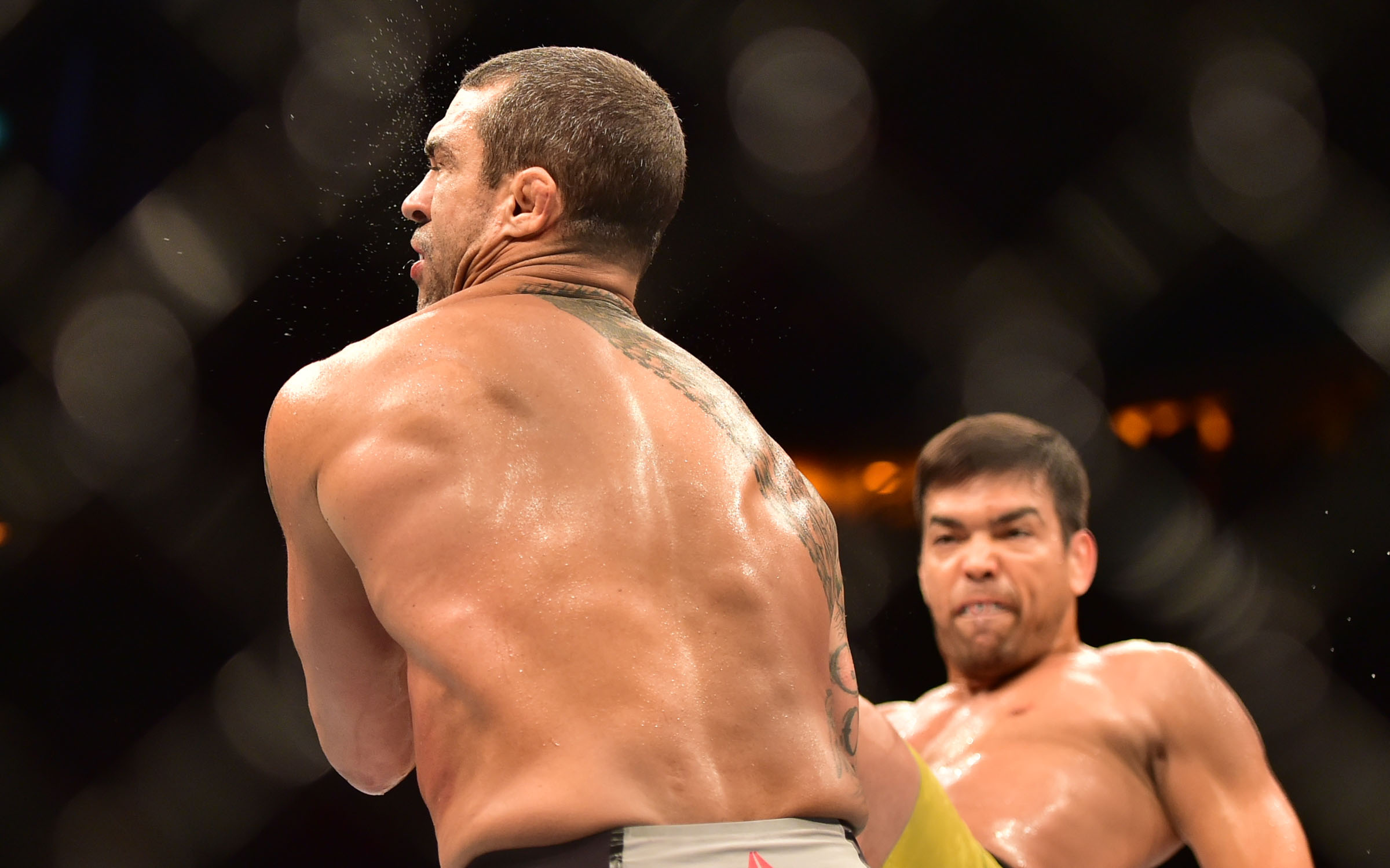 MMA: UFC 224- Belfort vs Machida