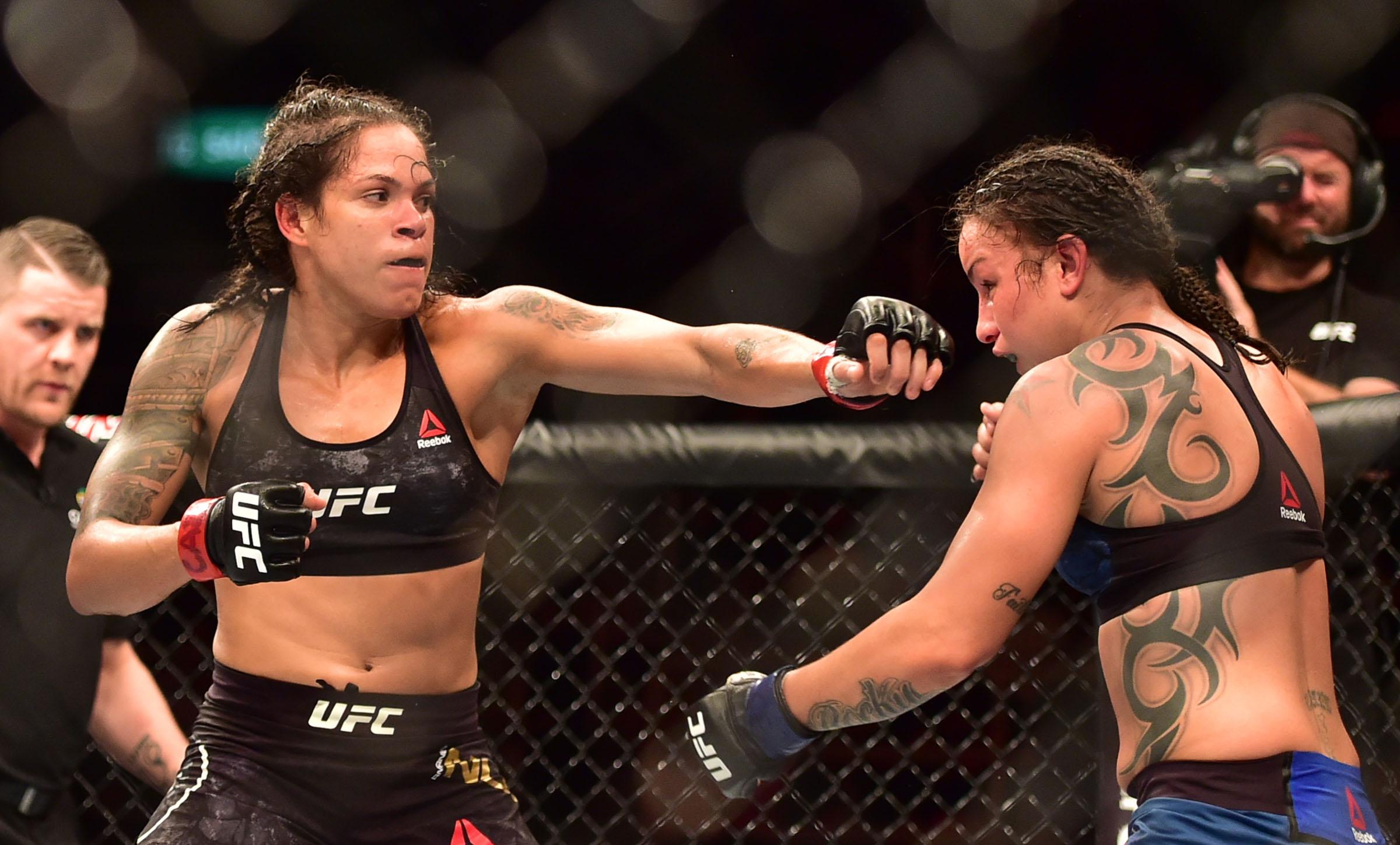MMA: UFC 224- Nunes vs Pennington