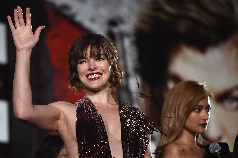 Milla Jovovich to star in Monster Hunter movie adaptation