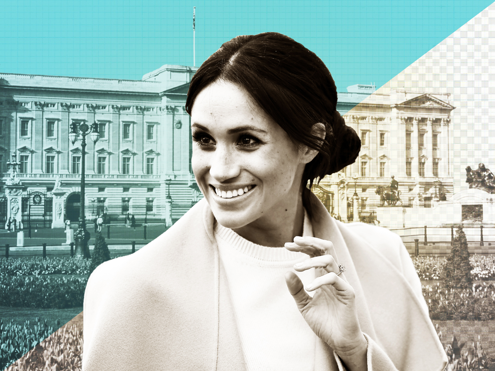 I study biracial identity in America. Here's why Meghan Markle is a big  deal.