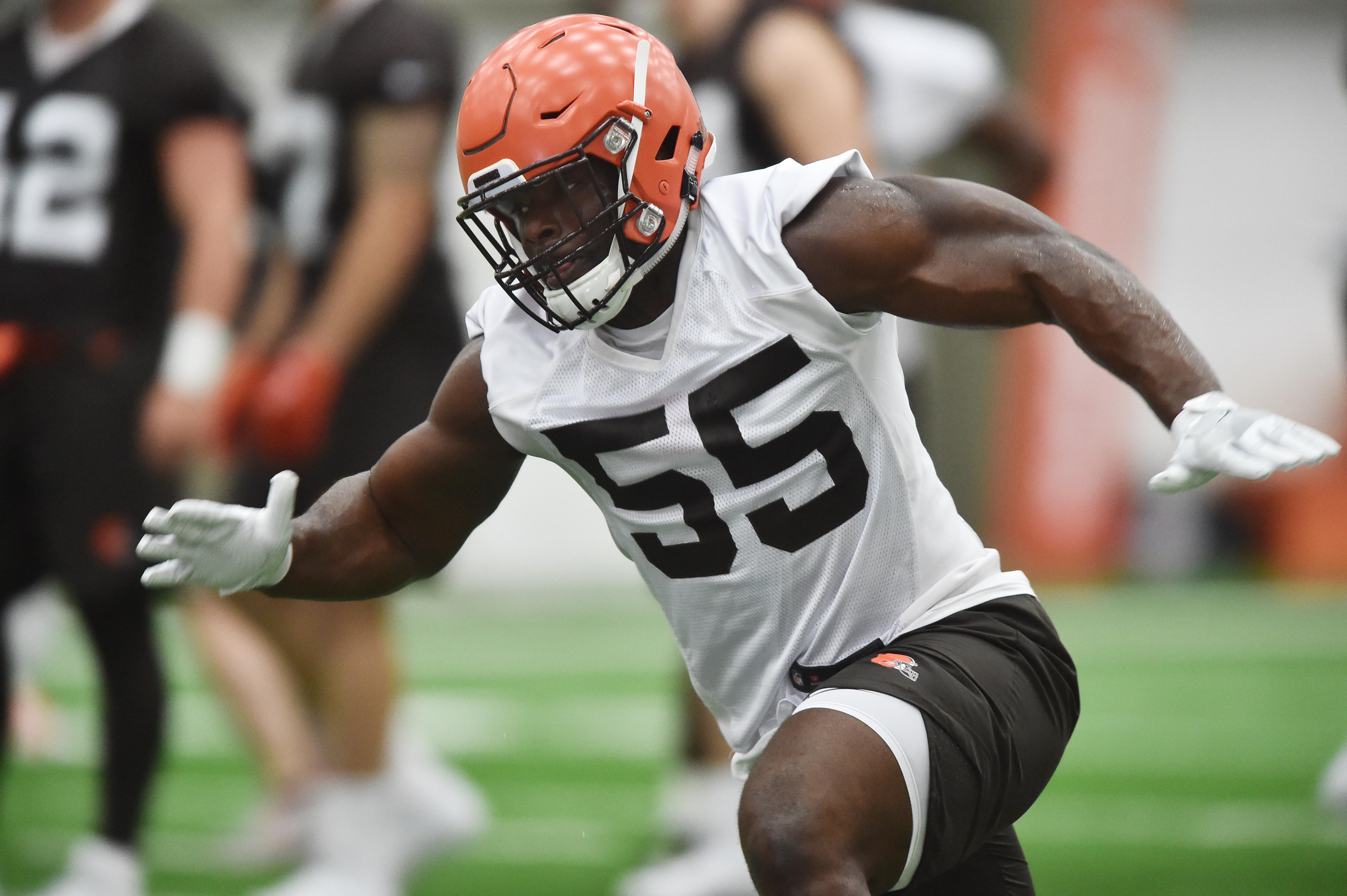 NFL: Cleveland Browns-Rookie Minicamp