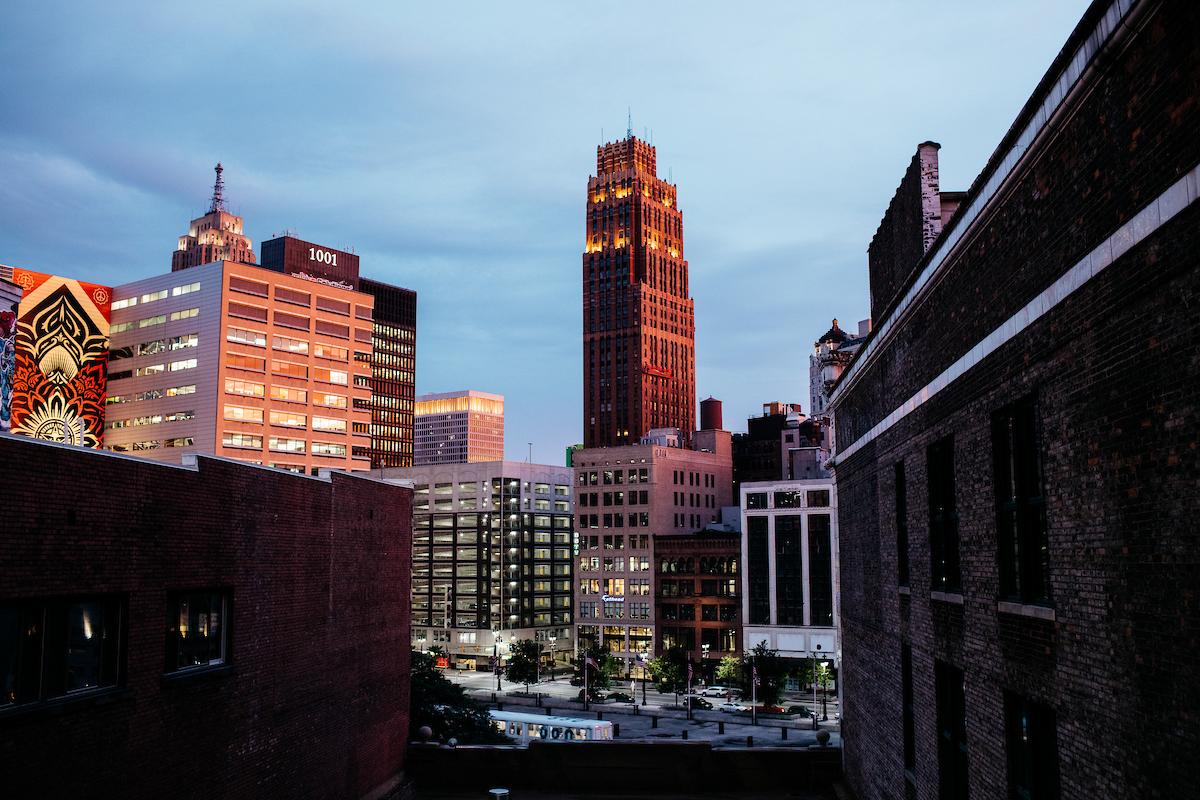 Detroit sues Dan Gilbertu0027s Bedrock over refusing