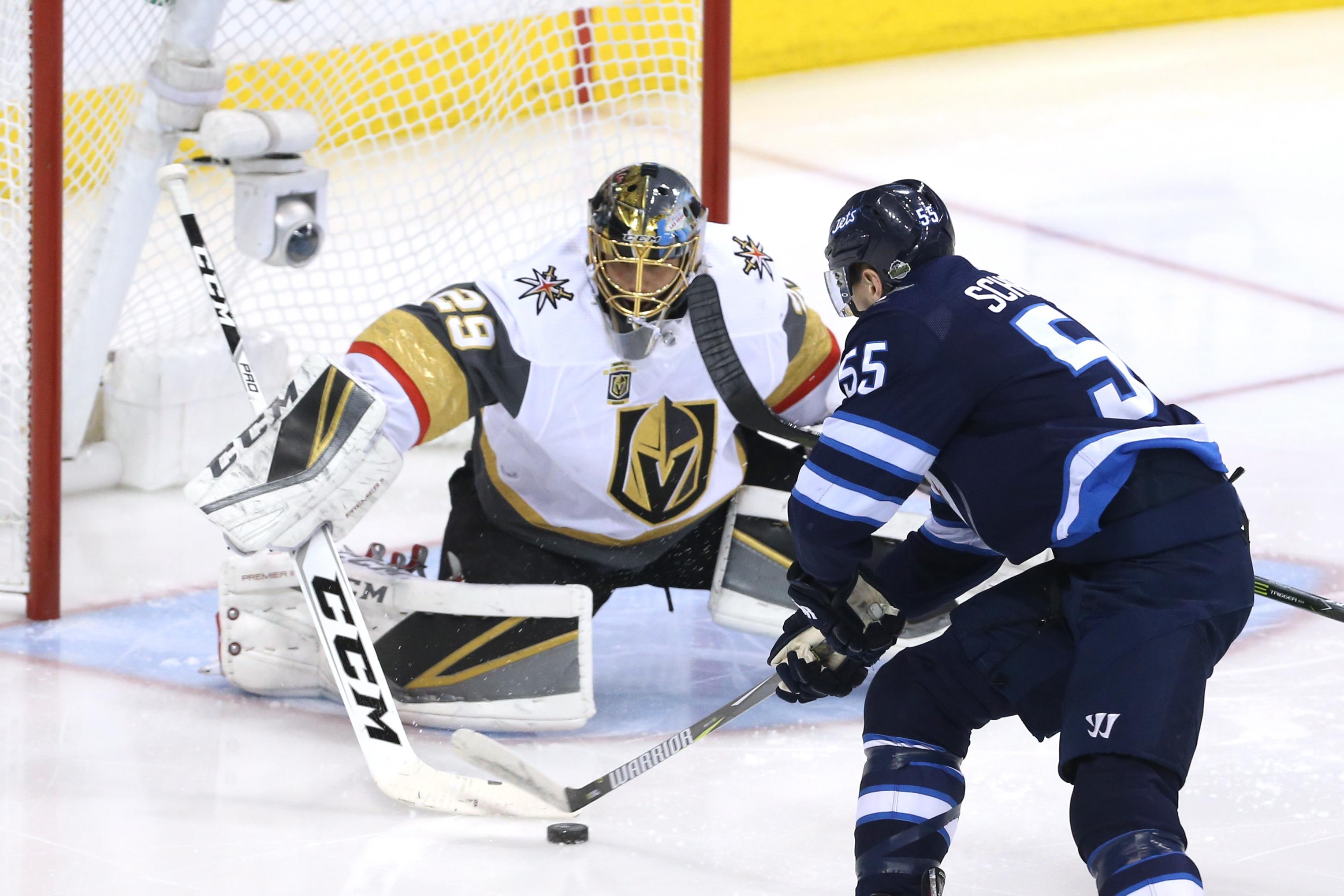 Vegas Golden Knights v Winnipeg Jets - Game Two