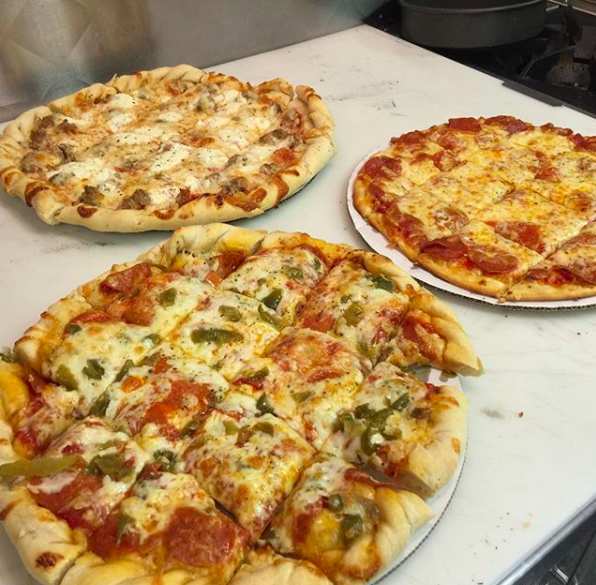 Pizza Jones