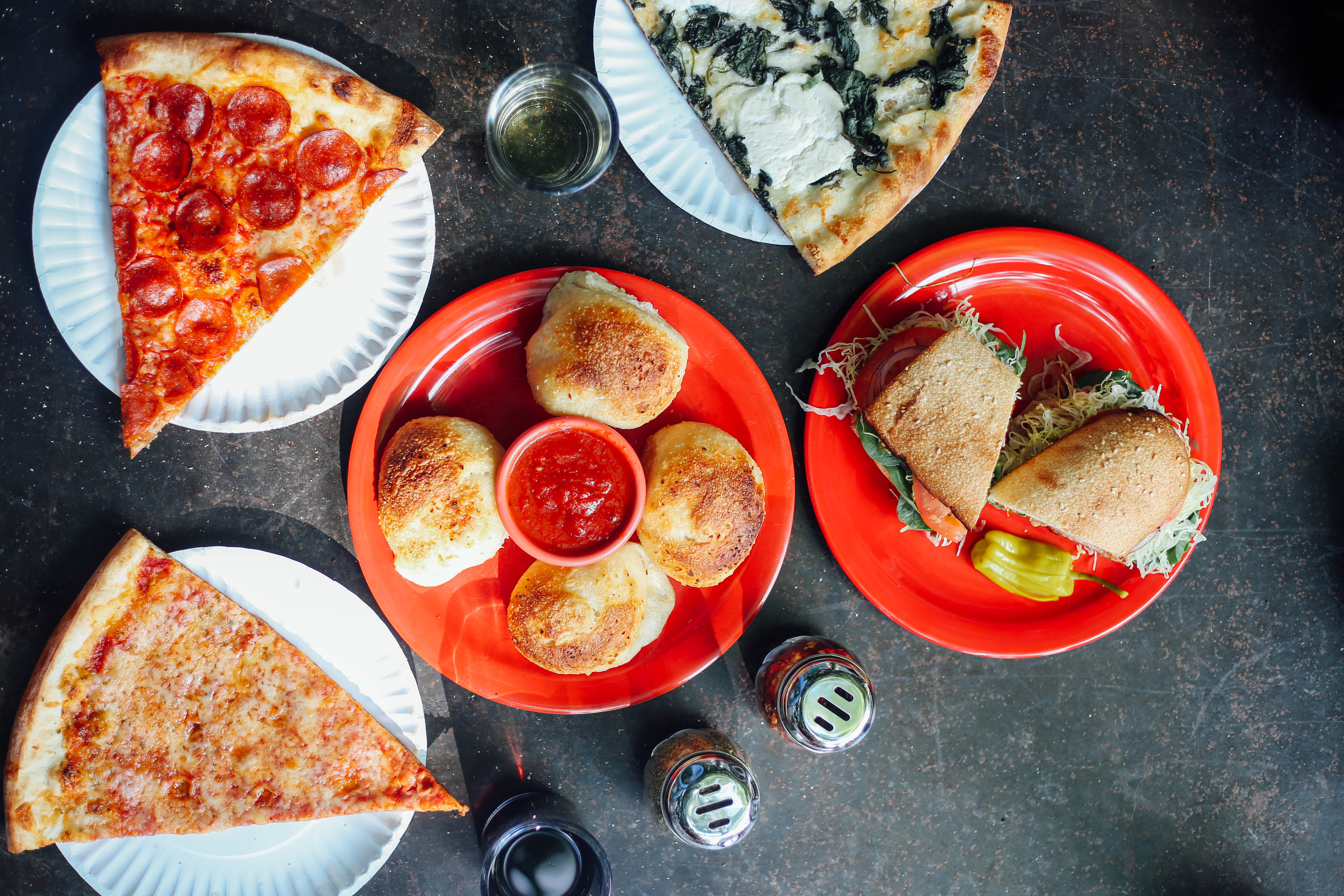 Pizza from Home Slice