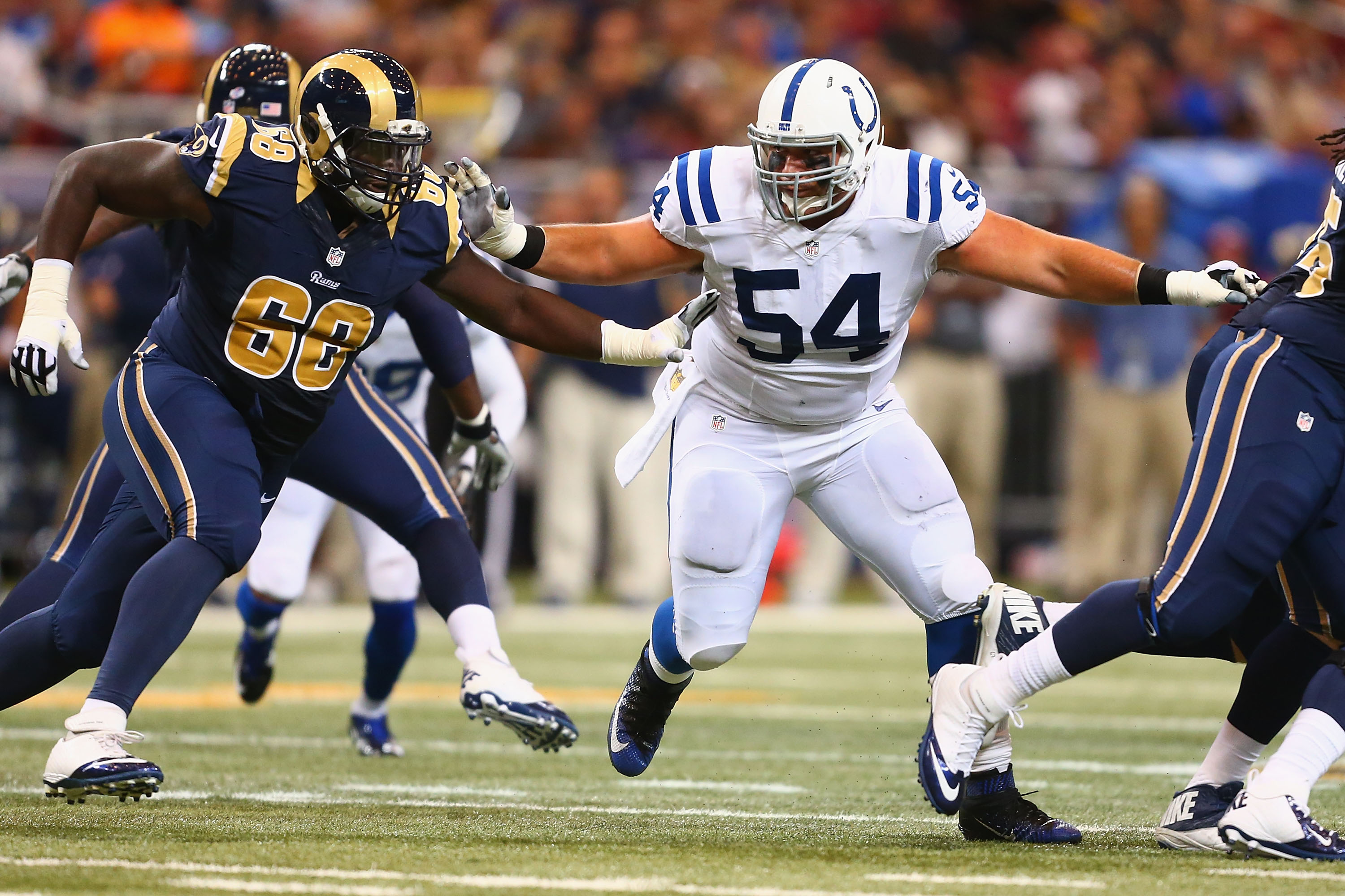 Indianapolis Colts v St. Louis Rams