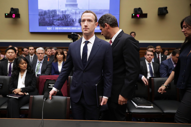 Mark Zuckerberg's testimony on Tuesday before European Union regulators will be livestreamed