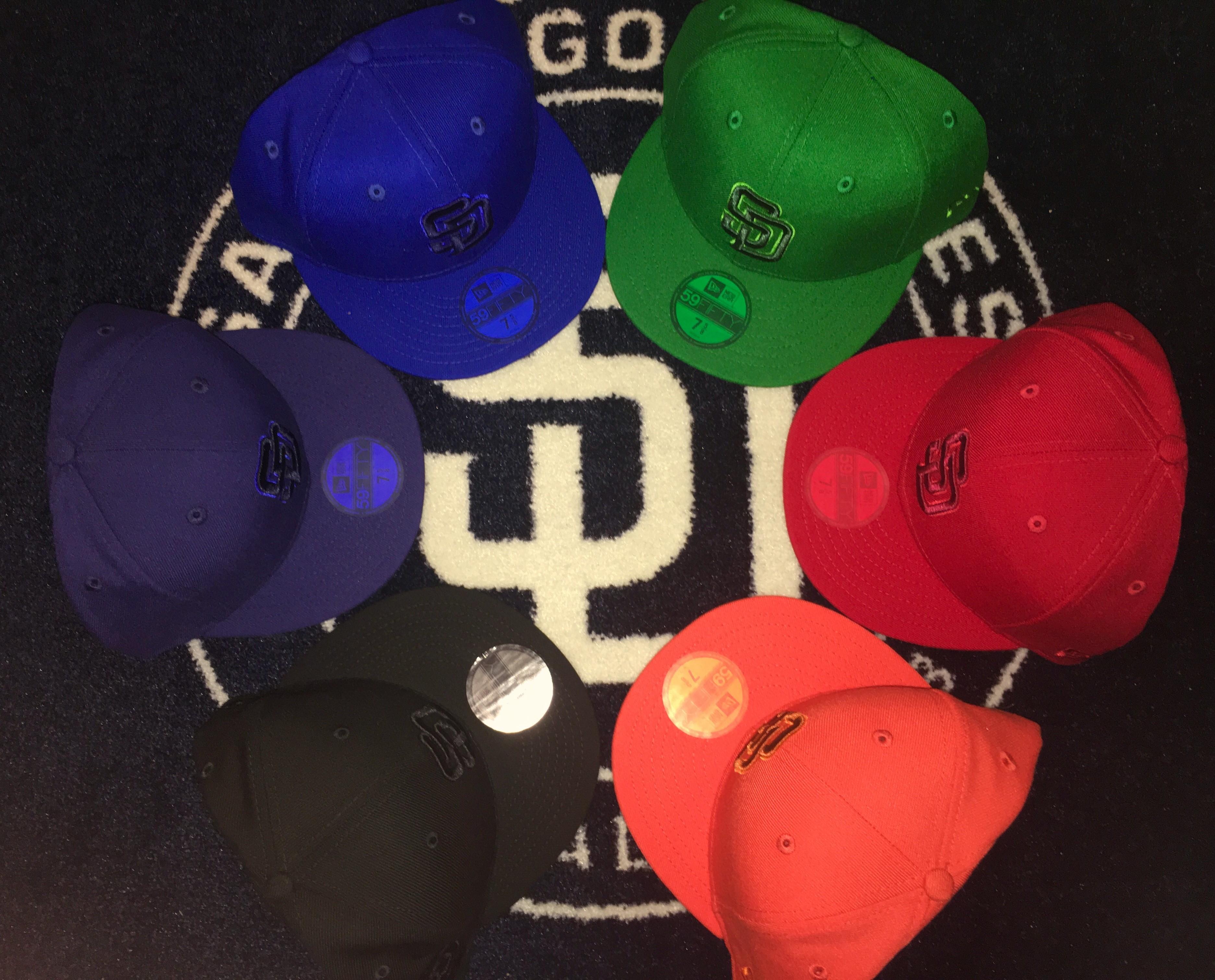 7cec94b853311 San Diego Padres Color Prism Collection