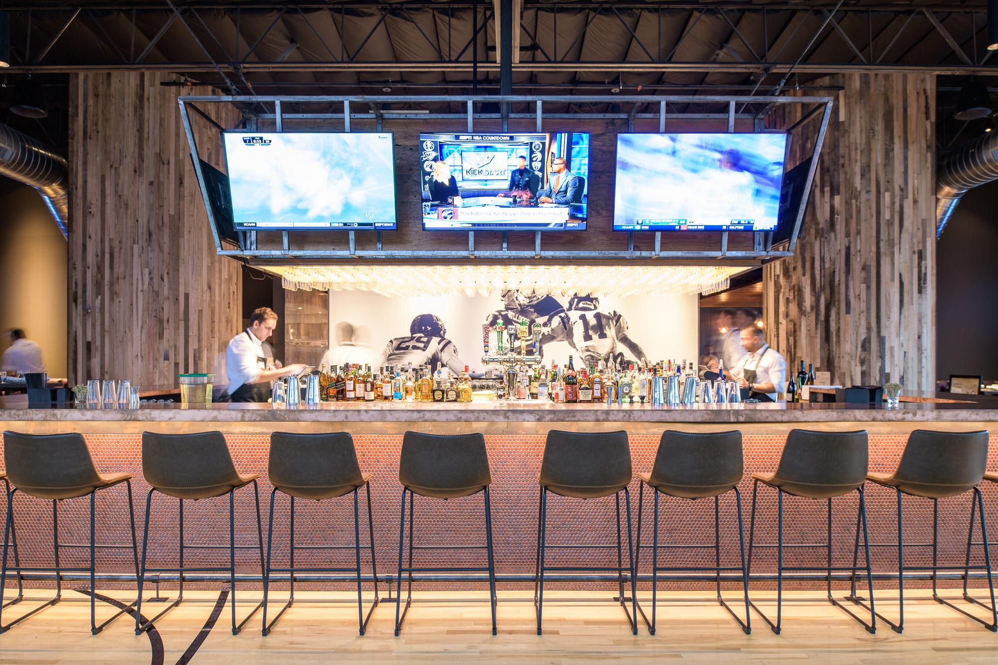 The bar at NapaSport