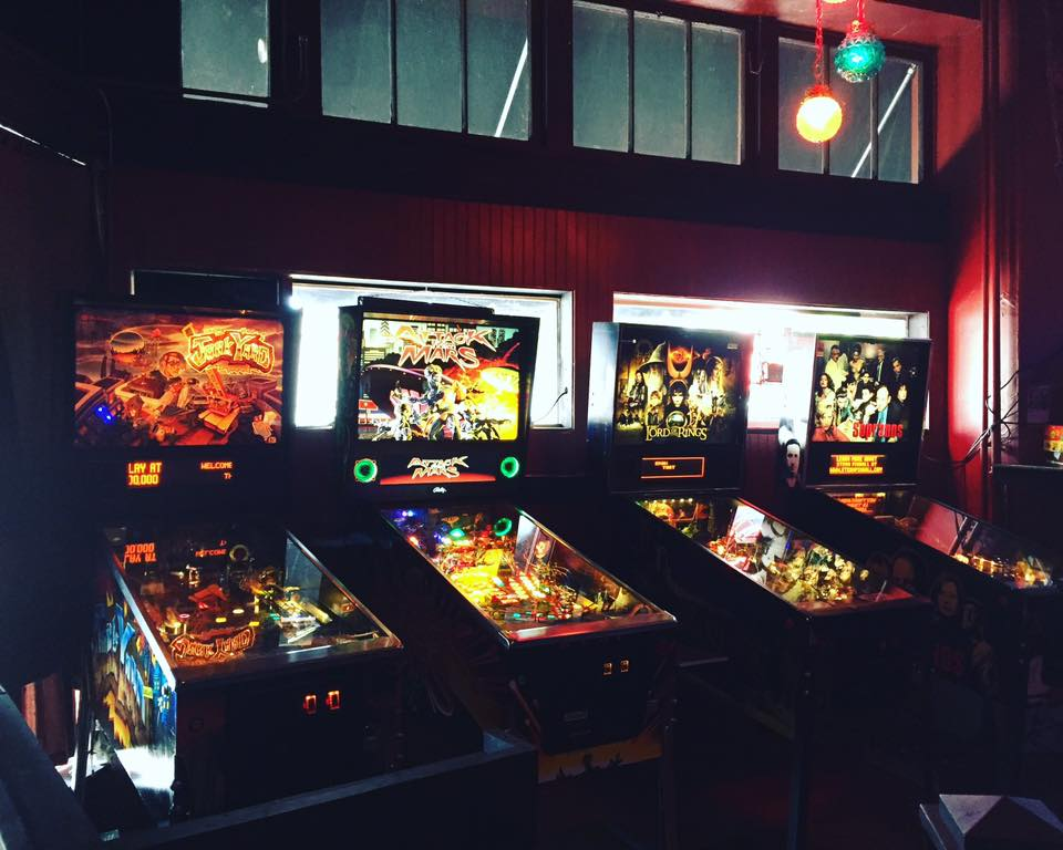 Northeast Portland Is Getting Its First Real-Deal Pinball Bar
