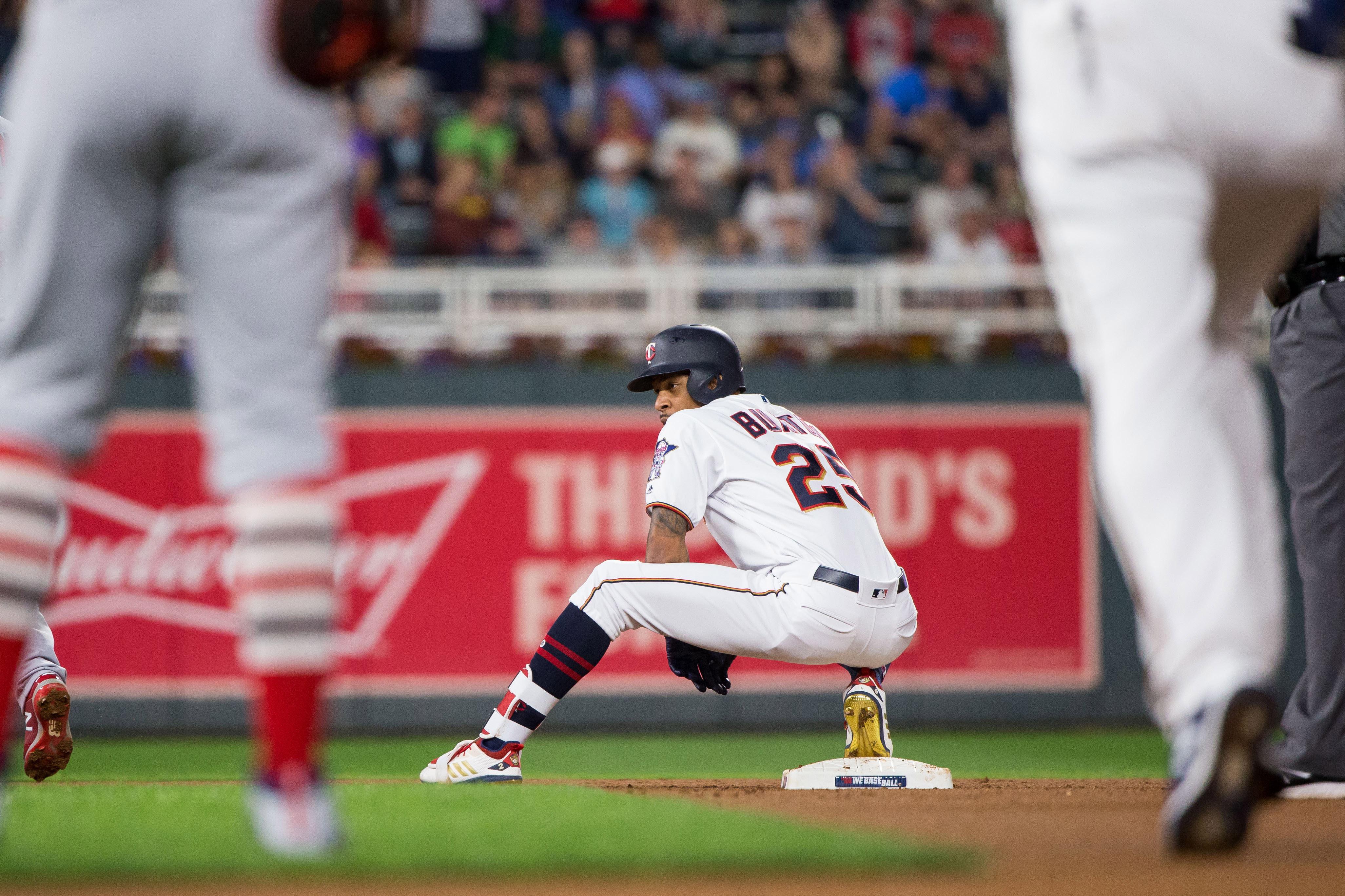 MLB: St. Louis Cardinals at Minnesota Twins