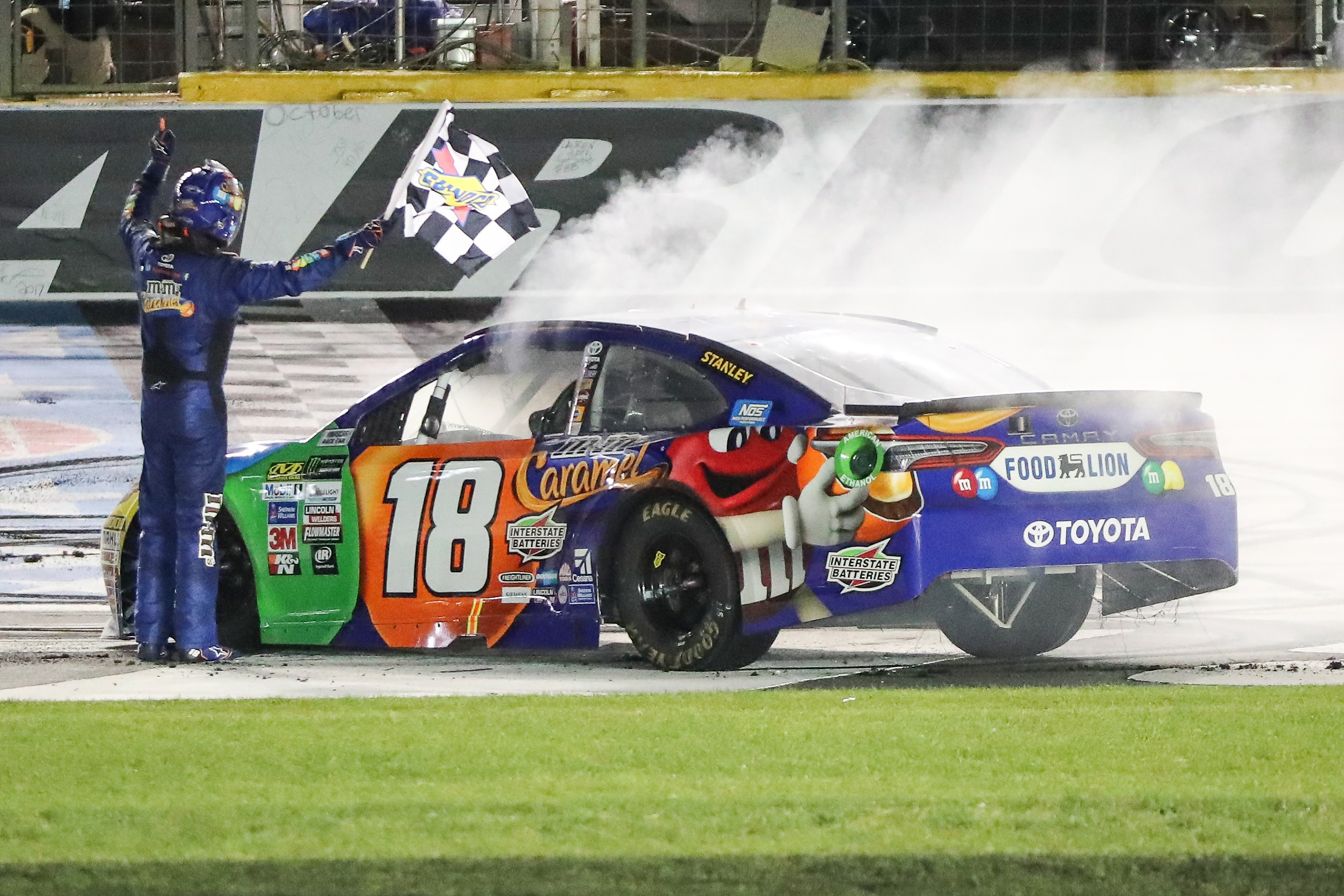 NASCAR: Monster Energy NASCAR All-Star Race