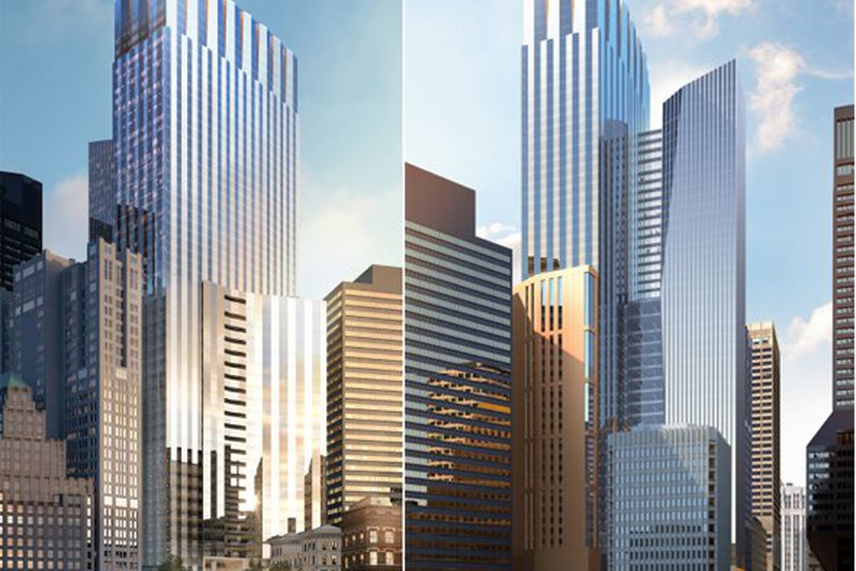690 Foot Winthrop Square Tower Is Likely A Go Following Key Approval