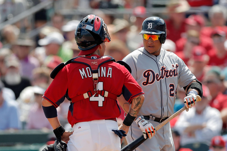 Detroit Tigers v St Louis Cardinals